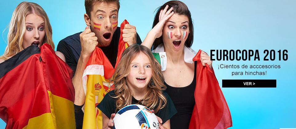 Accesorios Eurocopa 2016