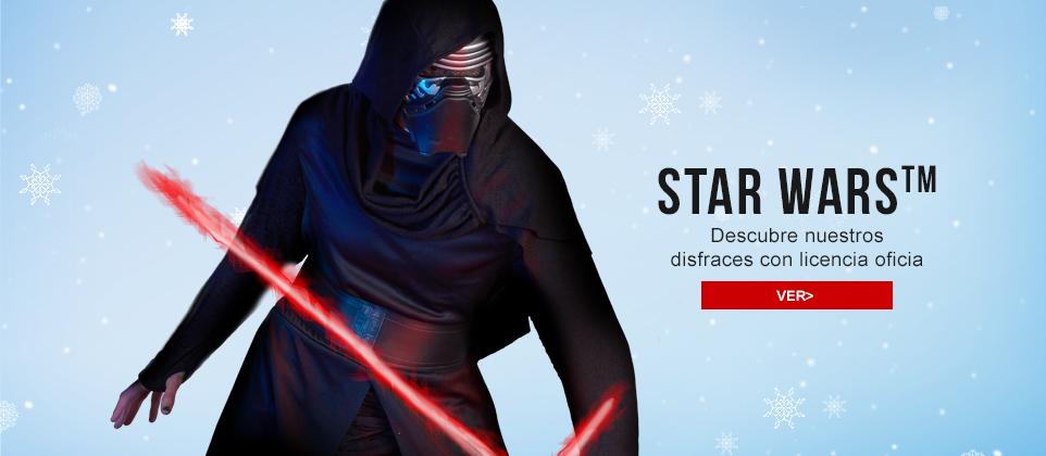 Disfraces Star Wars
