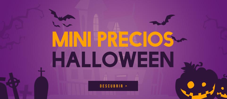 Disfraces baratos Halloween