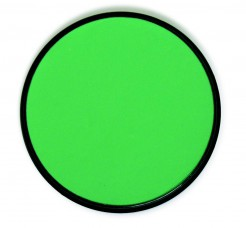 Maquillaje rostro y cuerpo verde Grim Tout