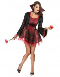 Disfraz vampiro barroco mujer Halloween