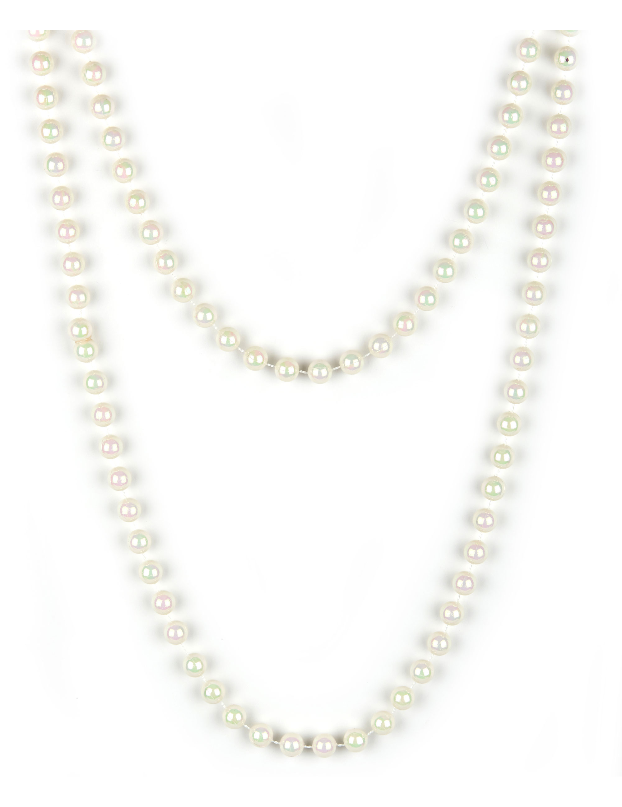 44c008f9a83b Collar de perlas nacaradas para mujer  Accesorios