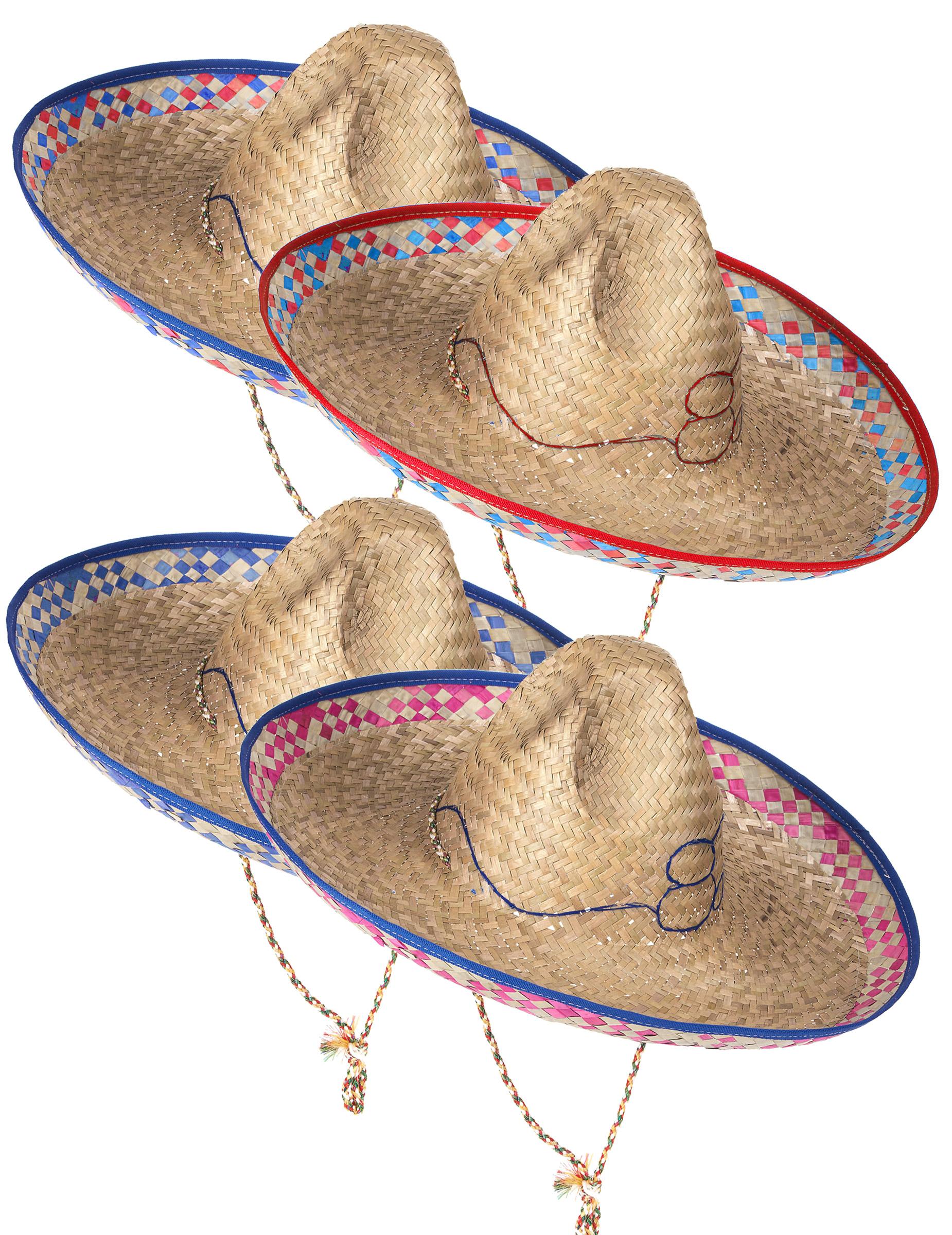 ba5305cde2a4a Sombreros de paja para disfraces adultos y niños - Vegaoo.es