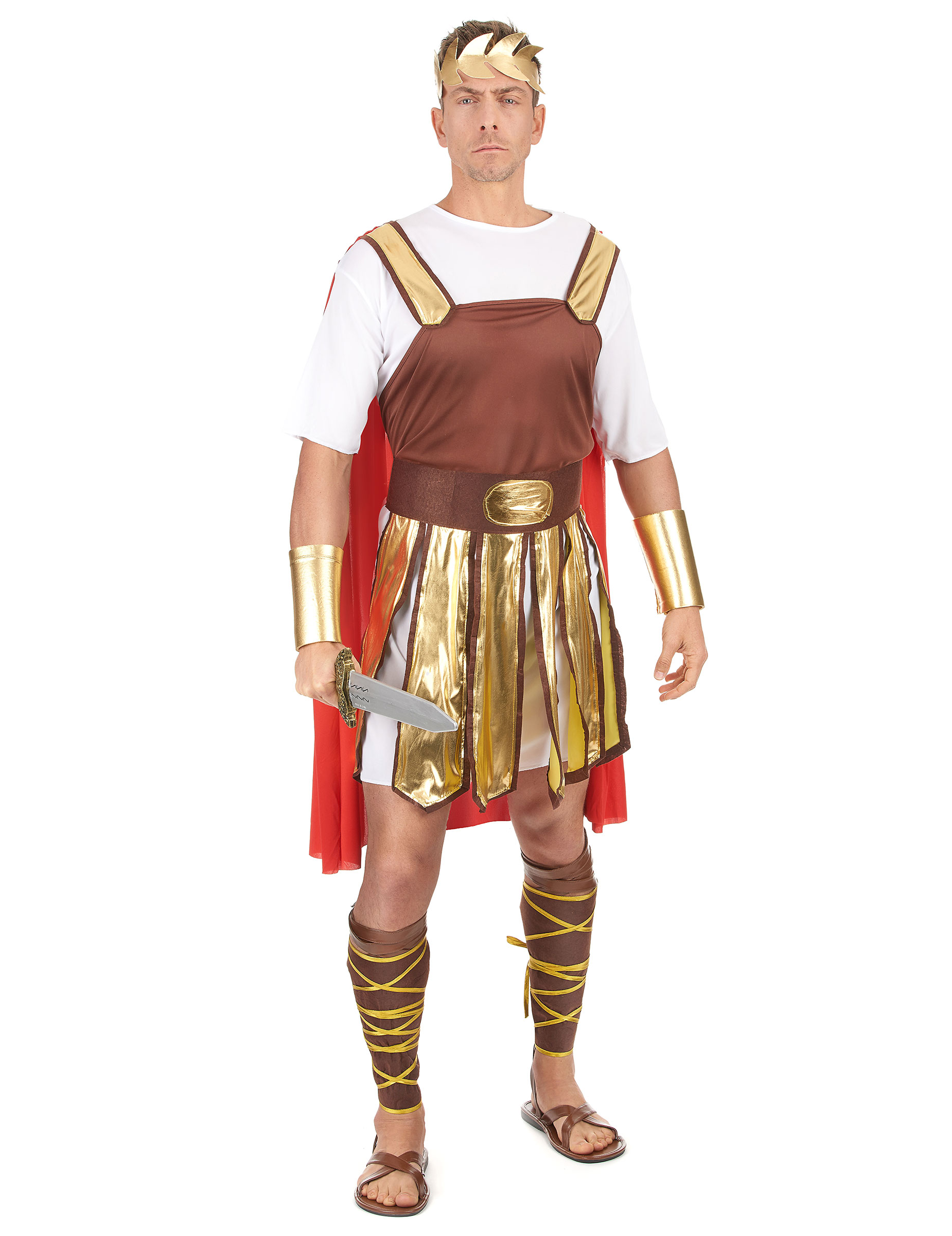 Romano Hombre Disfraz Soldado De Para PkTZuOXi