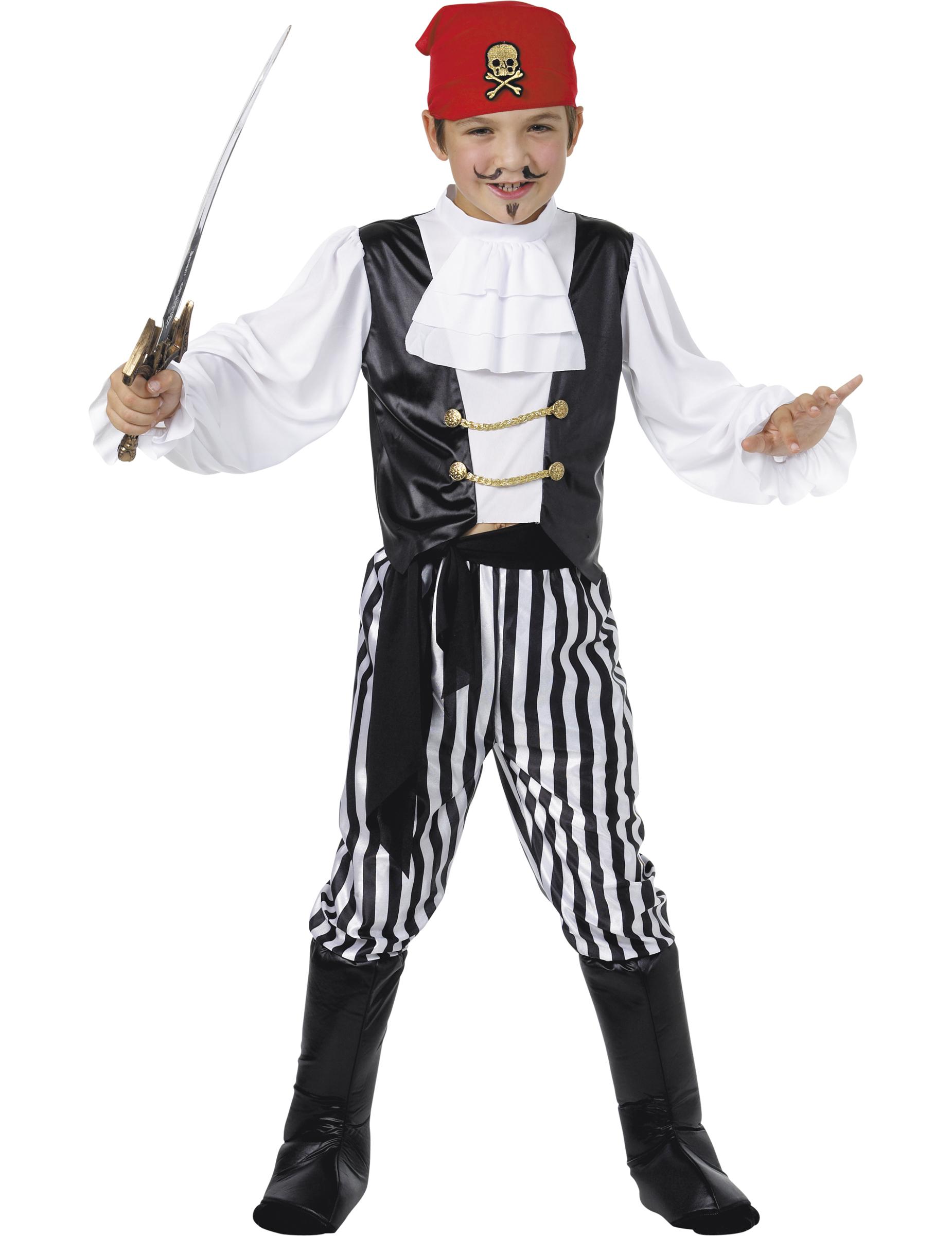 Disfraz de pirata para ni o - Pirata colorazione pirata stampabili ...