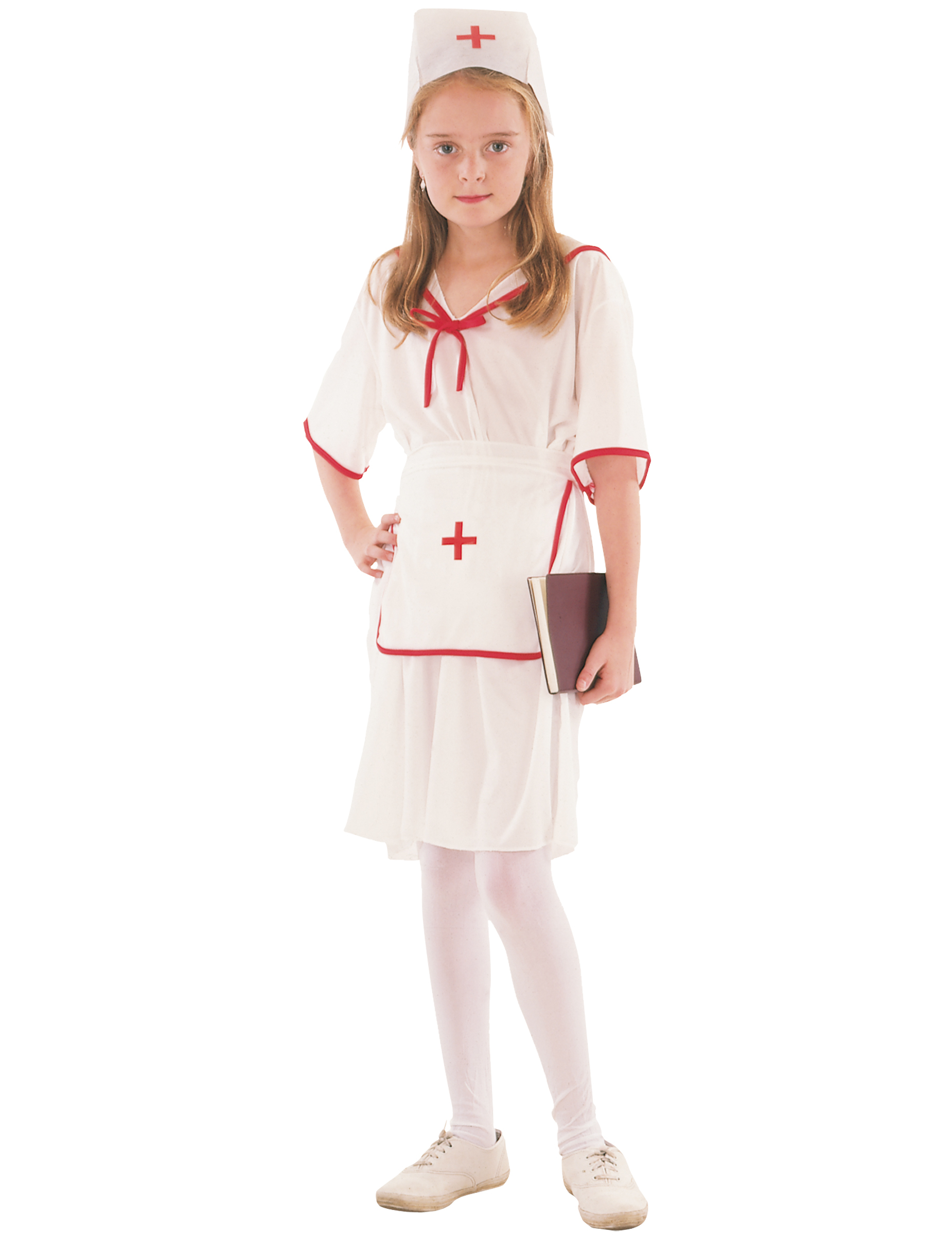 disfraz de enfermera jefa para nia
