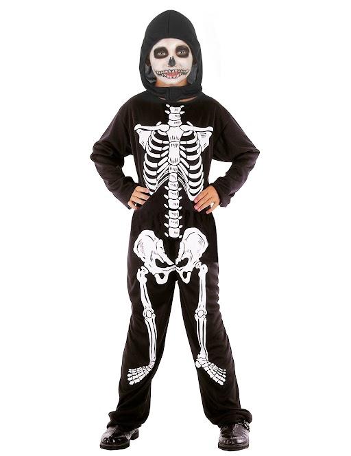 Disfraz de Esqueleto para ni/ño