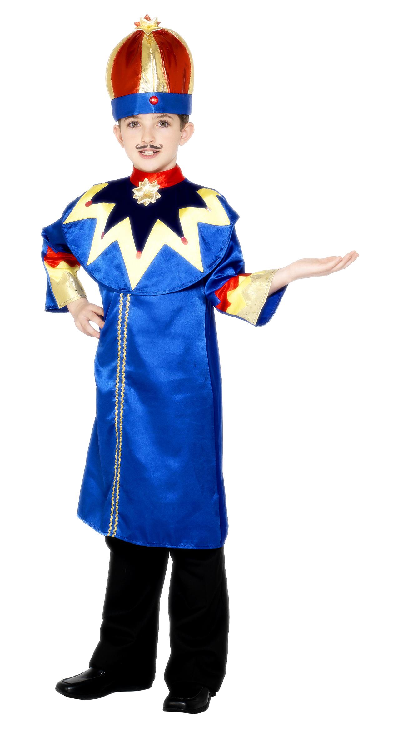 Disfraz de rey baltasar para ni o ideal para navidad - Disfraz nino navidad ...