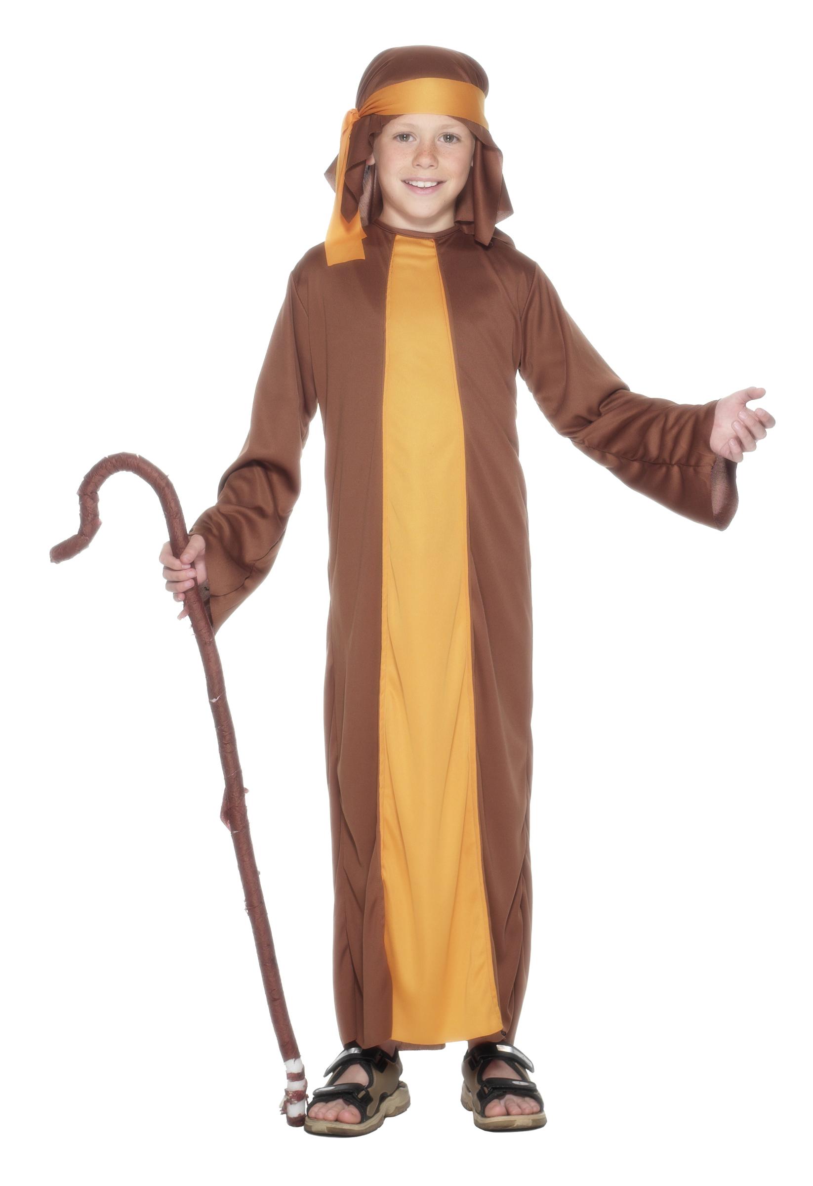 disfraz de pastor para nio ideal para navidad