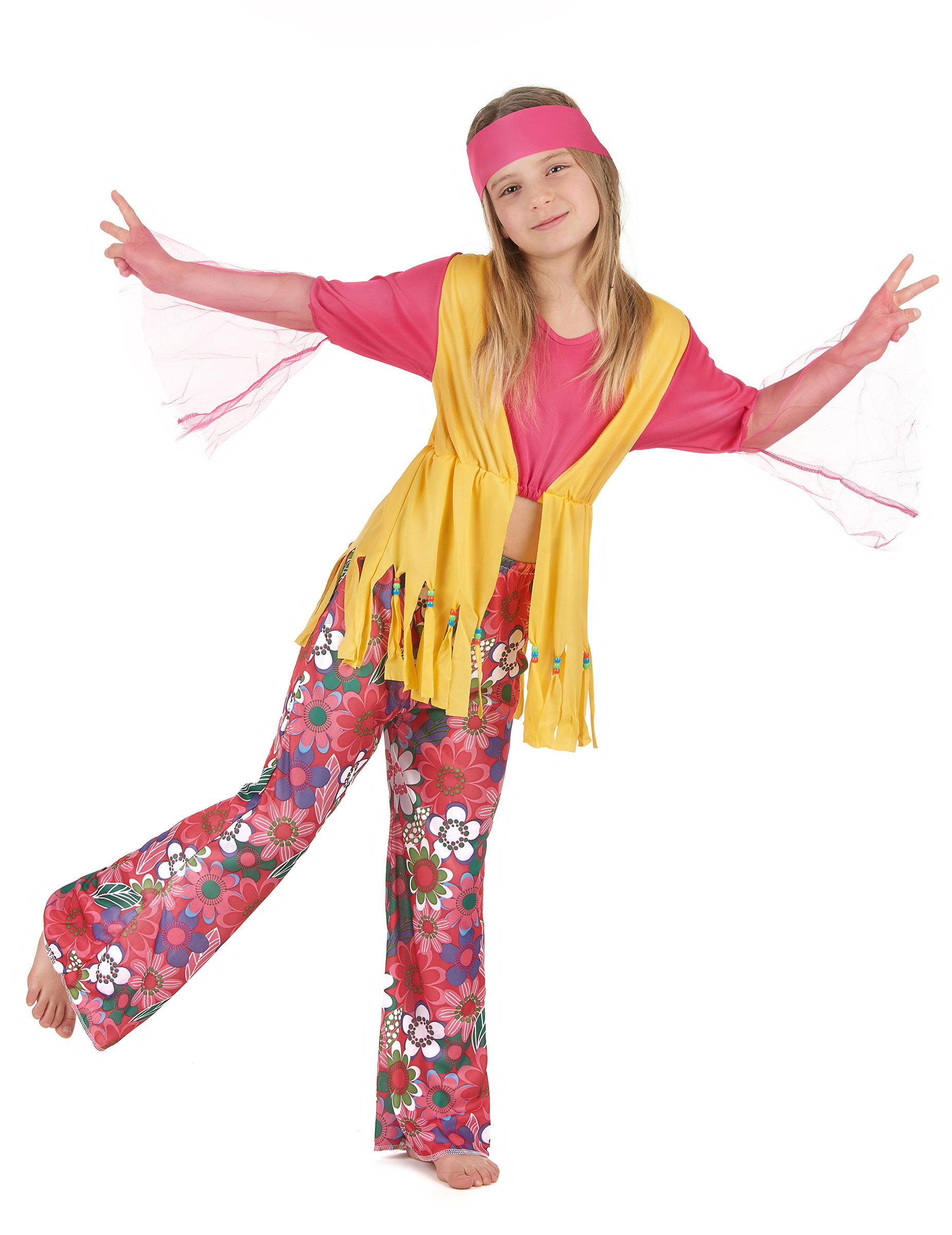 Disfraces de Hippie y acessorios de disfraz Hippie baratos - Vegaoo.es da63a43b34b5