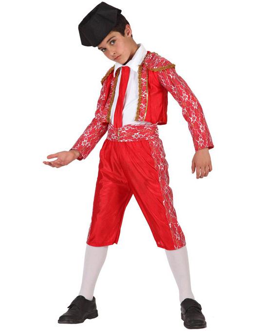 Disfraz de torero para niño  Disfraces niños a247b75ee78