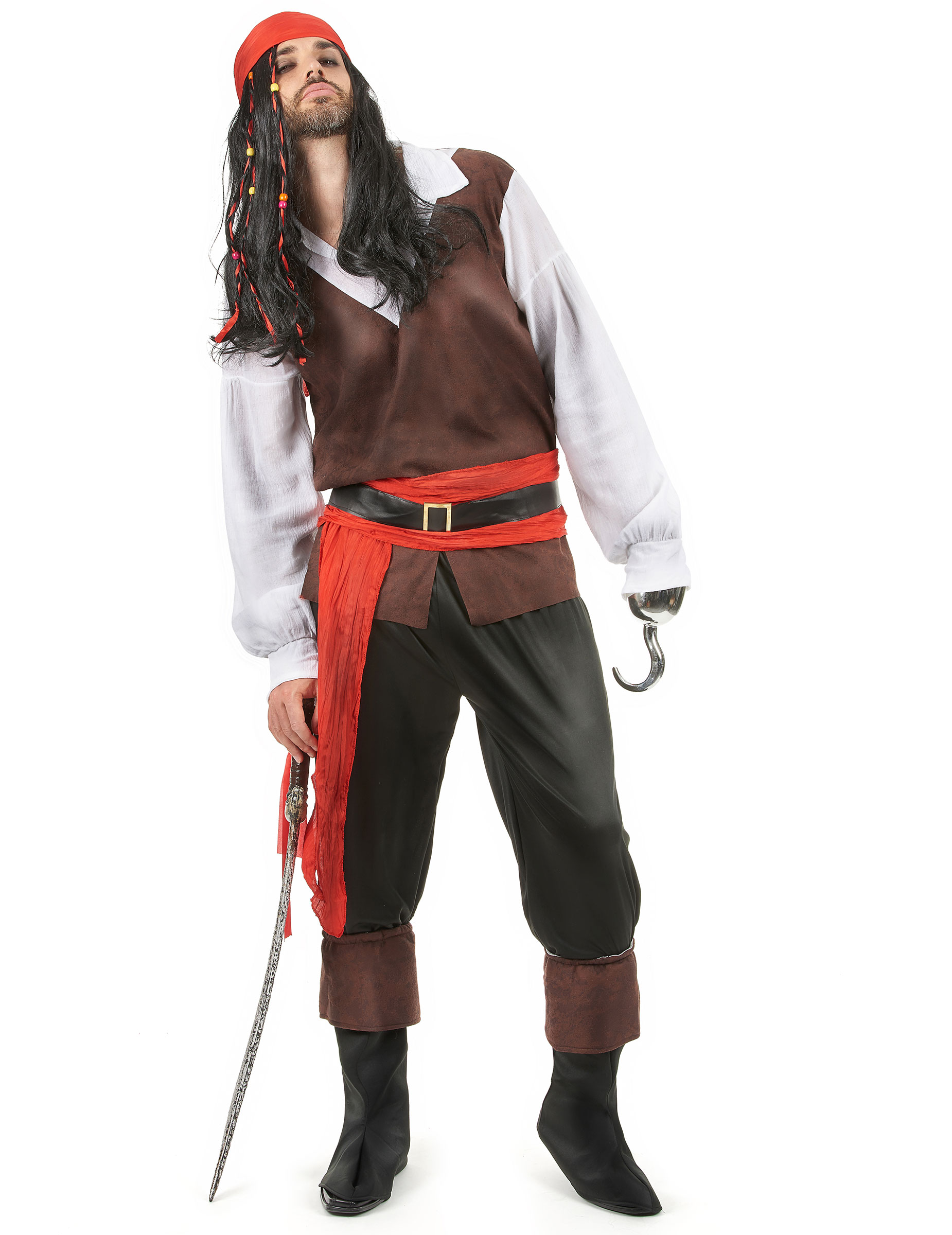 Disney Pirate Costume