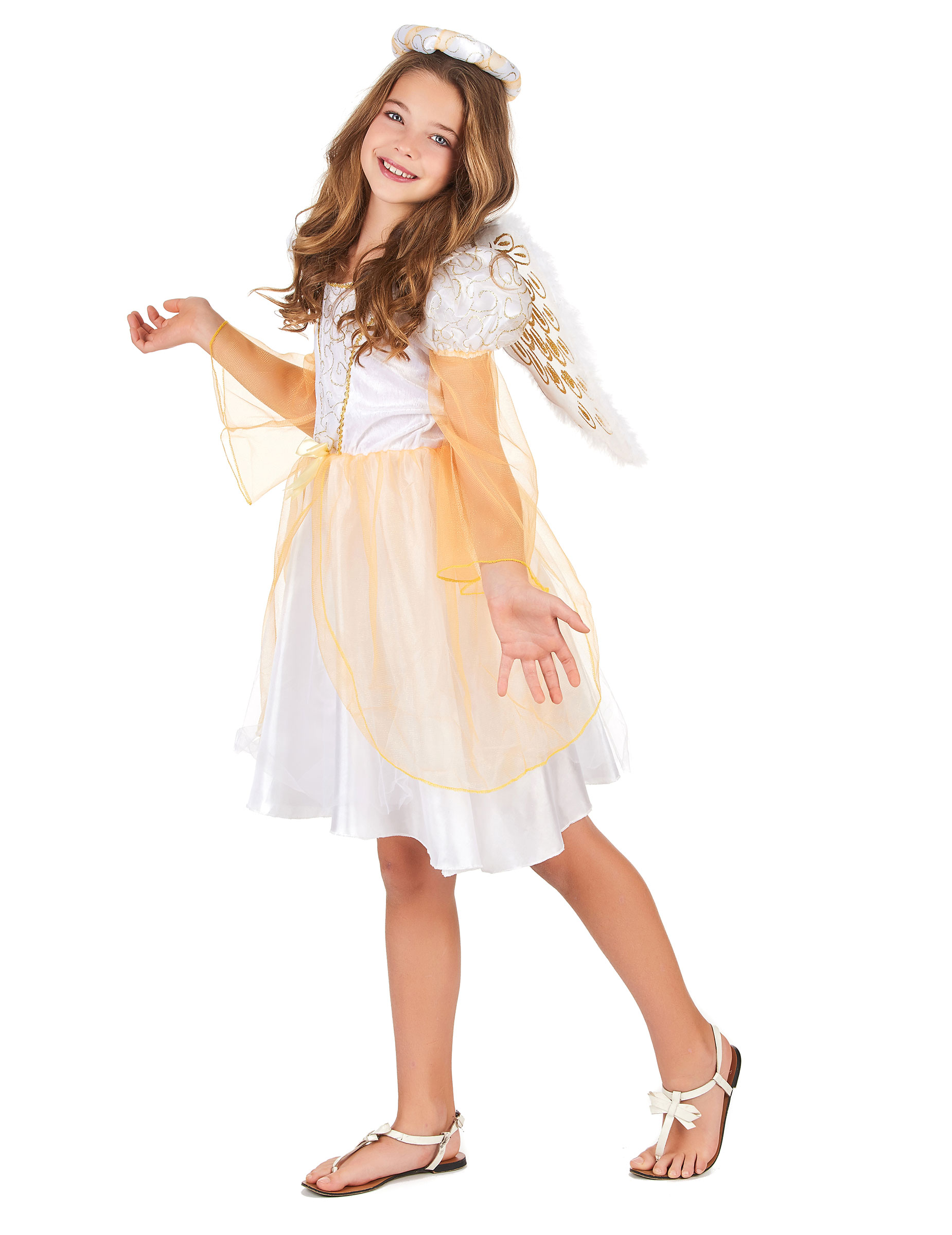 Disfraz de ngel para nia Disfraces niosy disfraces originales