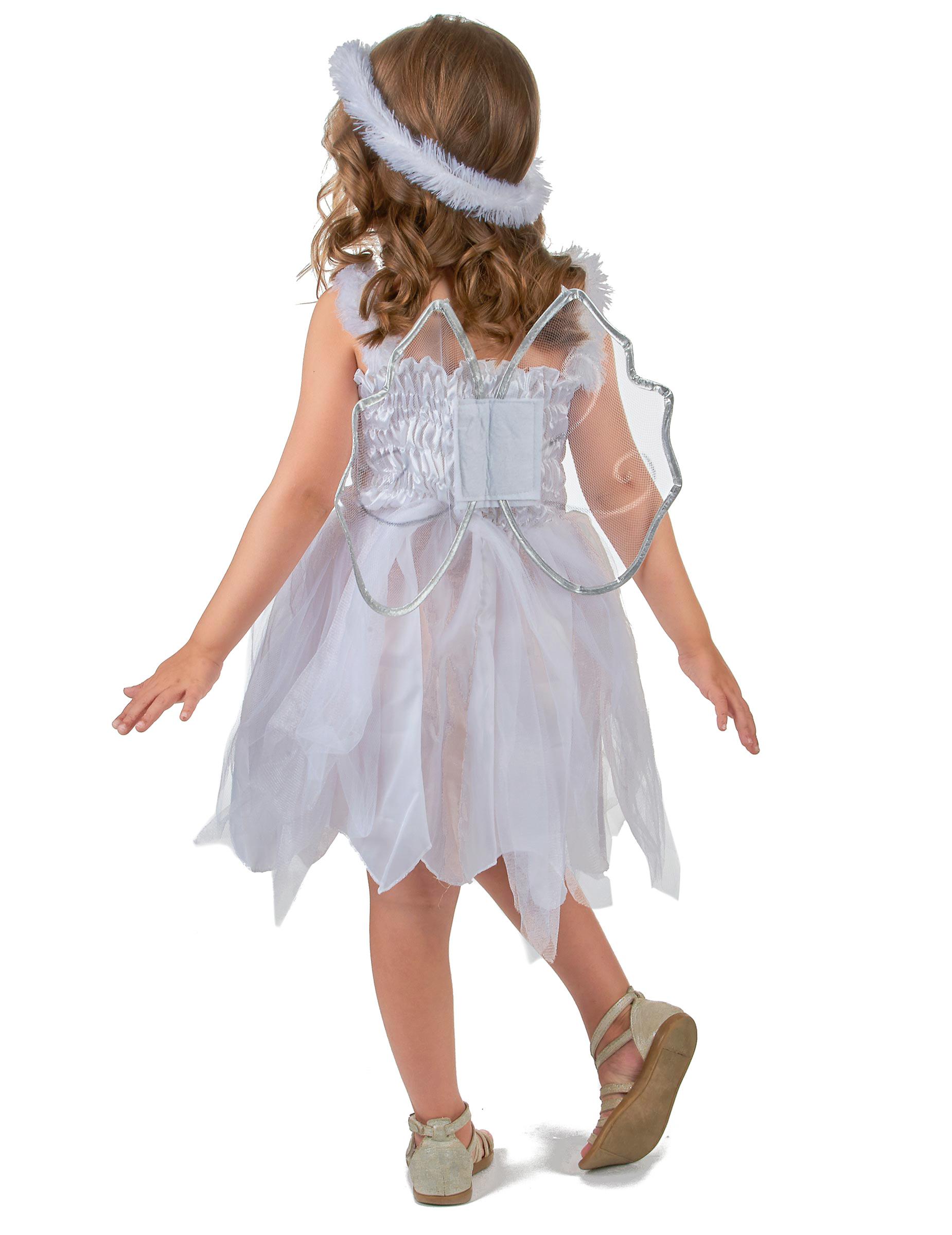 Disfraz de princesa de los ngeles para ni a disfraces - Disfraces de angel para nina ...