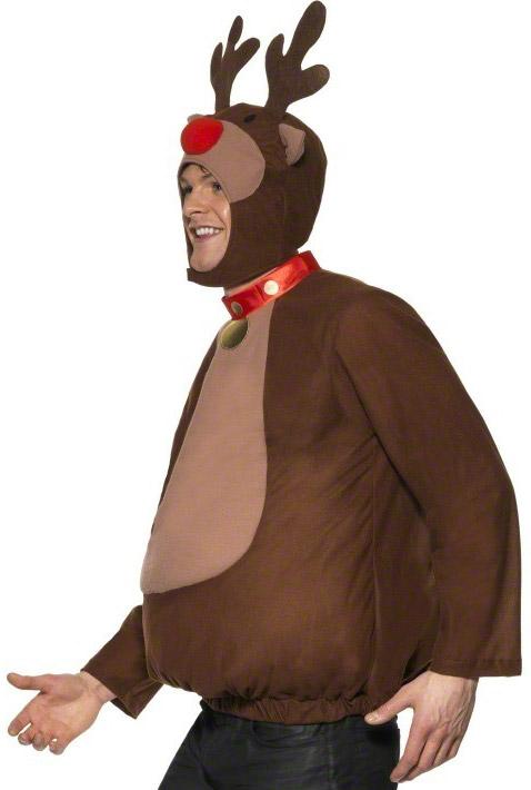 Disfraz de reno de navidad para adulto disfraces adultos - Disfraz de reno nina ...