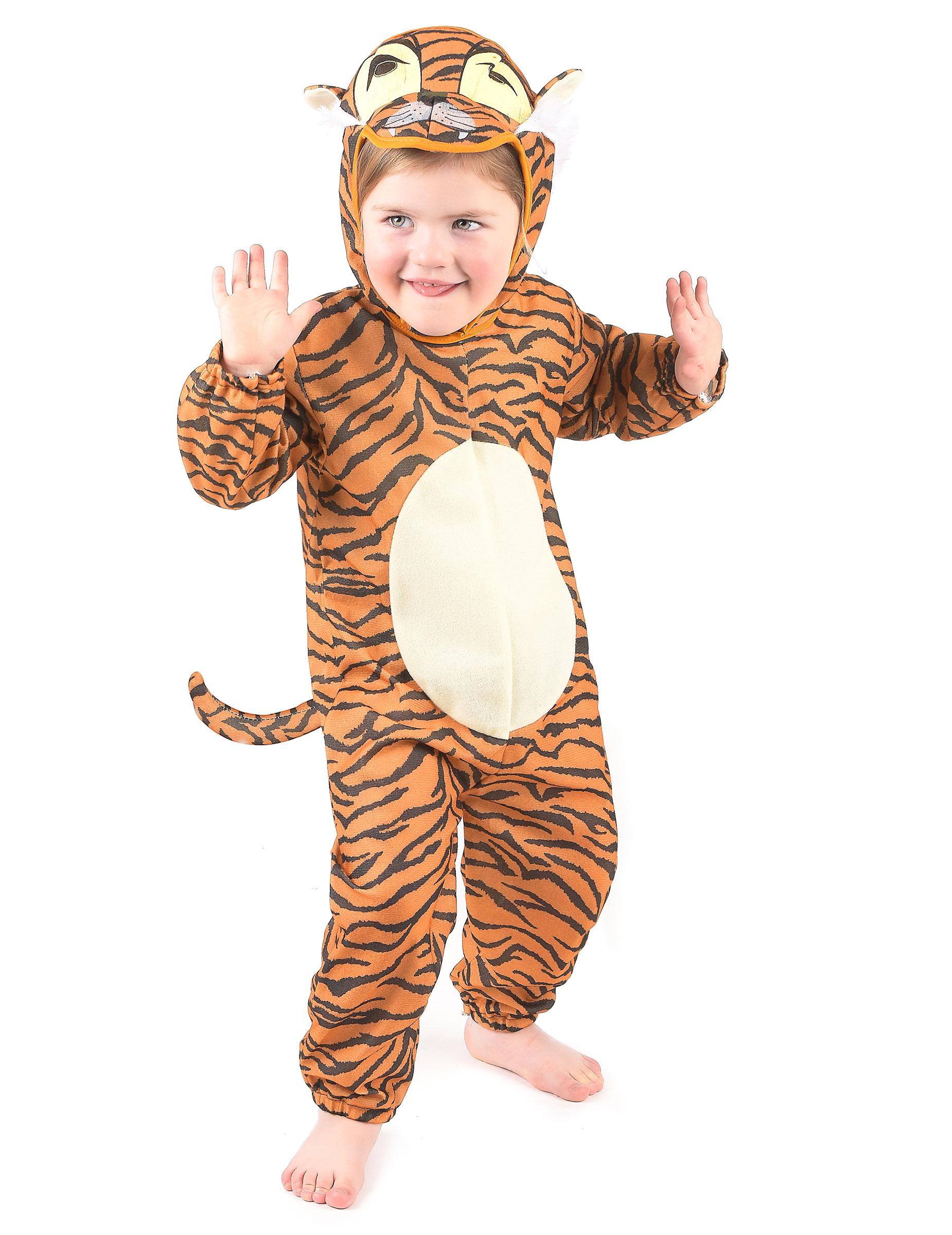disfraces para ninos tigre