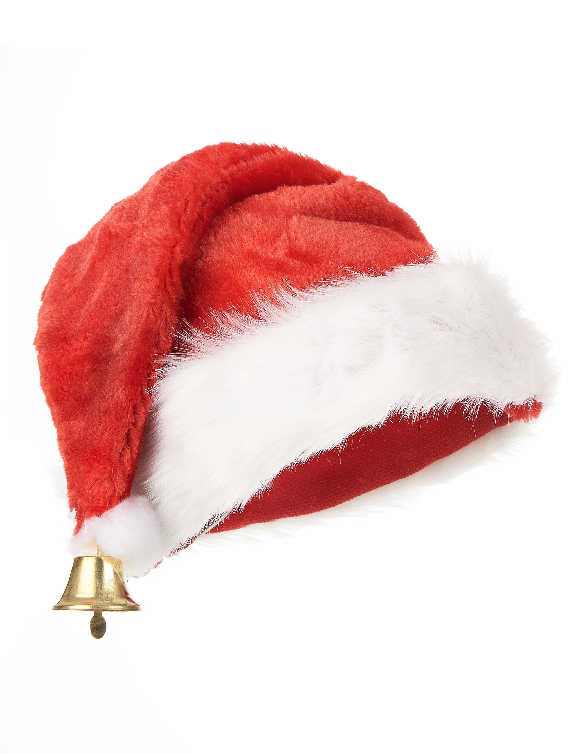 1b1e284afafcf Gorro de Navidad de lujo adulto  Sombreros