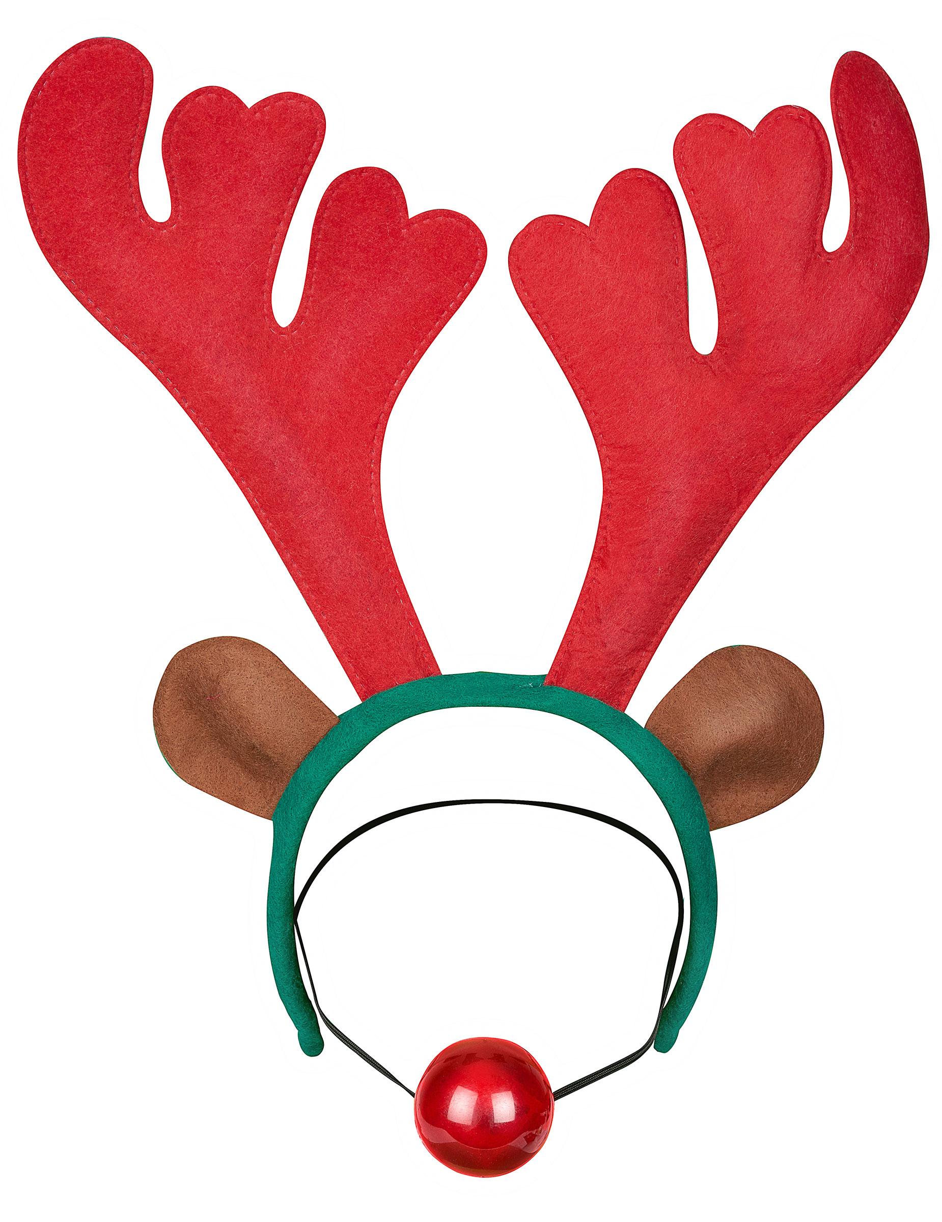 de reno de Navidad