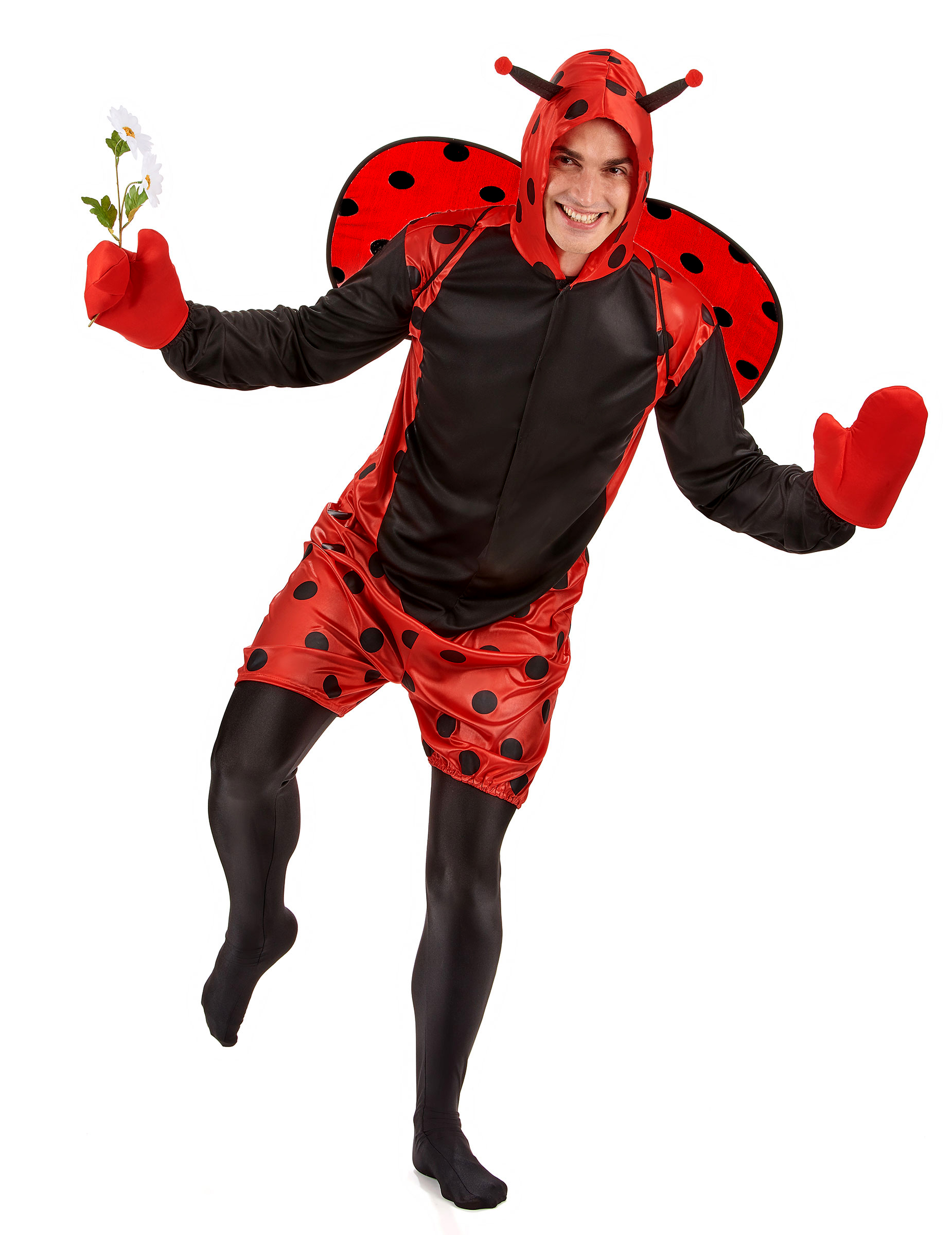 18f4ab4fc Disfraz de mariquita para hombre: Disfraces adultos,y disfraces ...