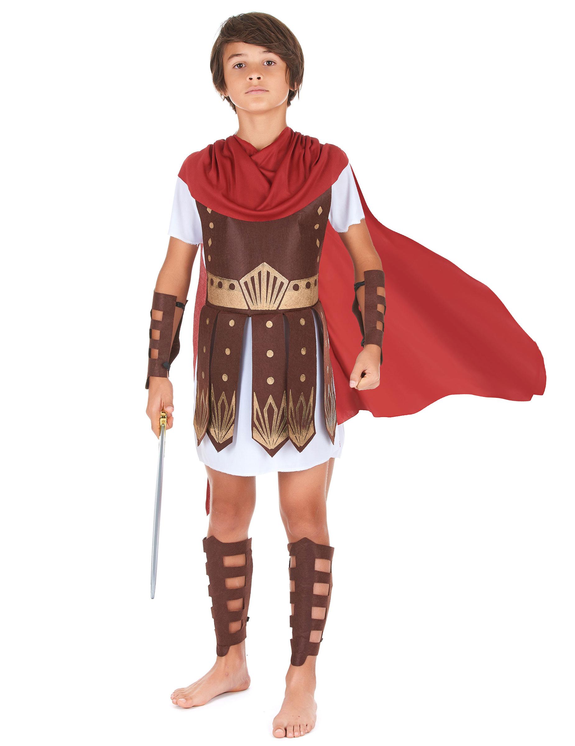 Brazalete de guerrero medieval de cuero - Va de disfraces