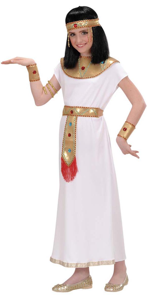 Resultado de imagen para traje de egipcia para niña