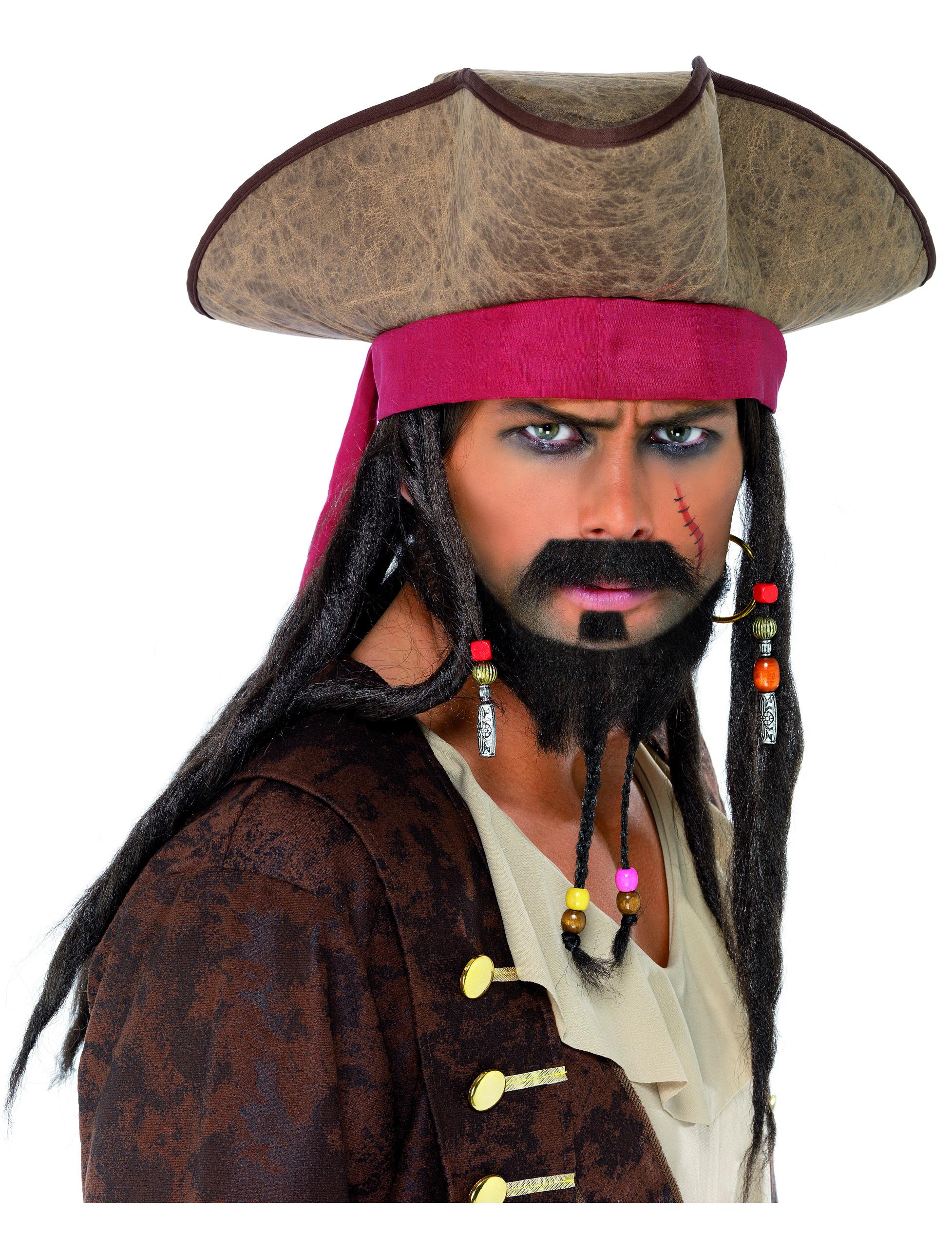 Sombrero de pirata para hombre  Sombreros ef047efc24f