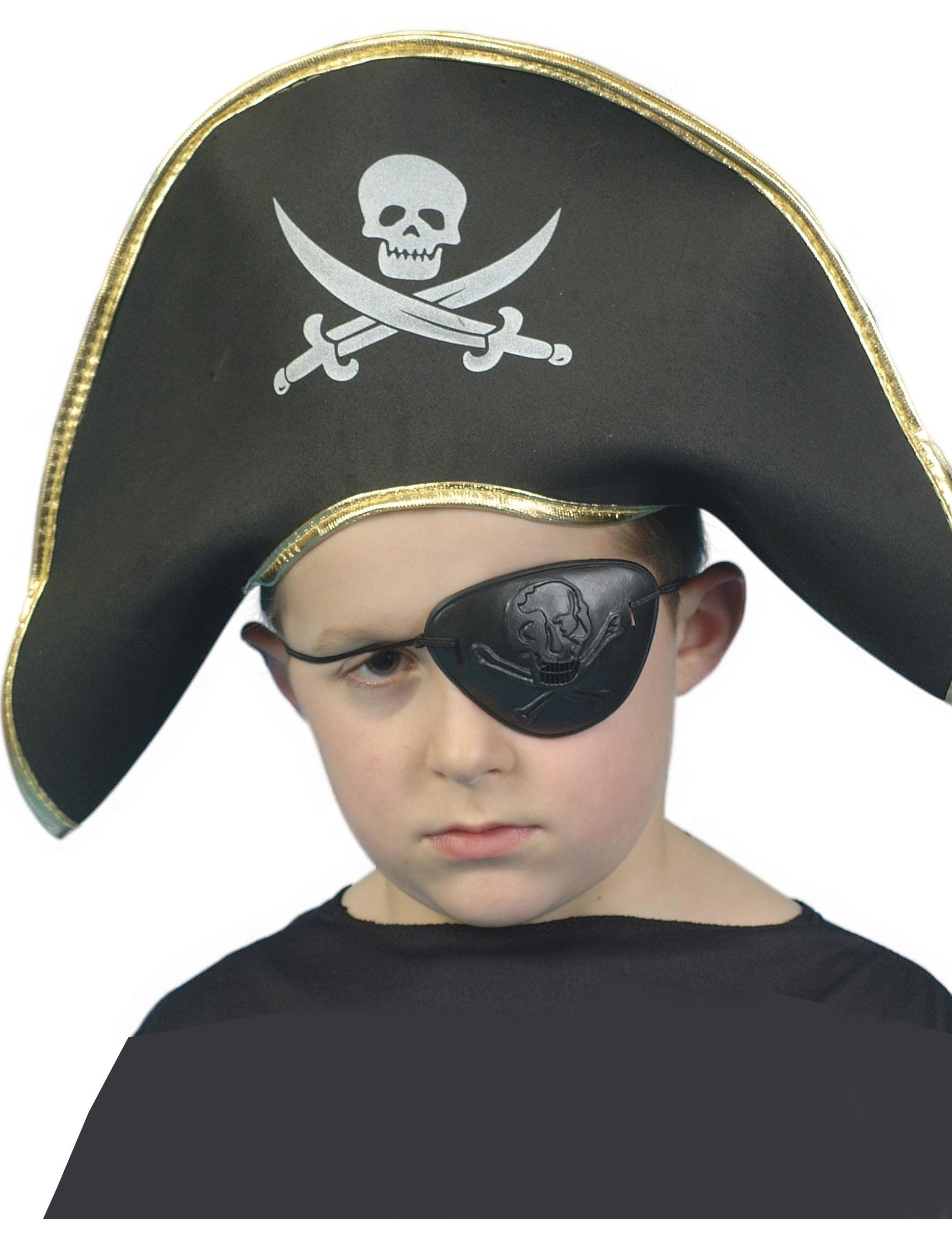 Sombrero pirata para niño  Sombreros 9c147643466