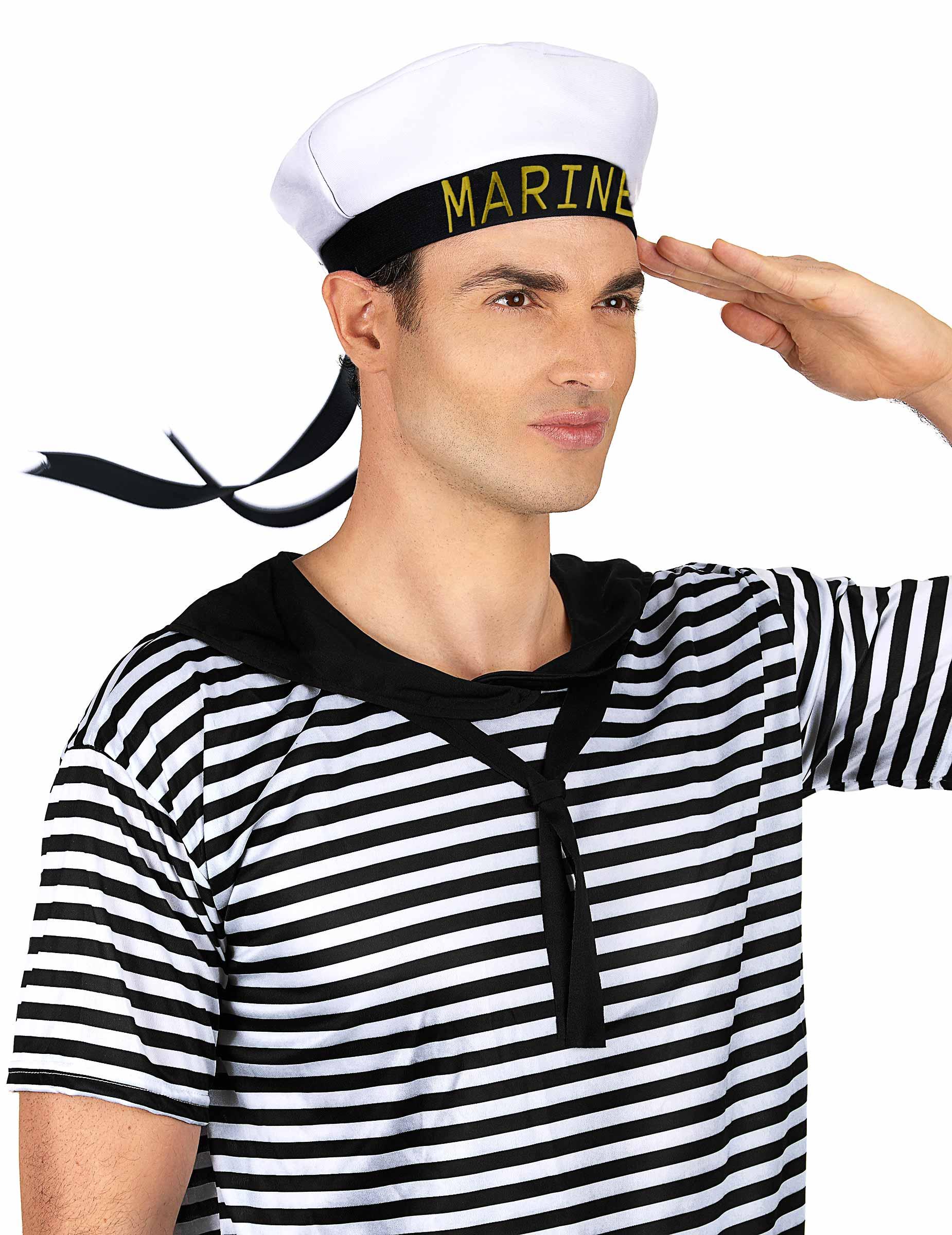 Sombrero de marinero