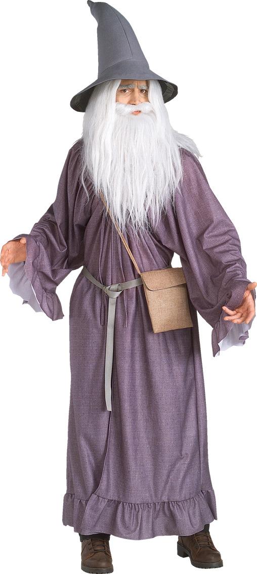 Disfraz de Gandalf de El Señor de los Anillos™ para adulto ... 114116f3b1f