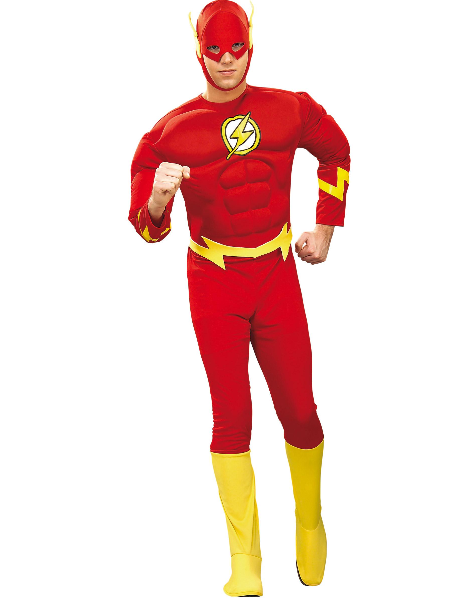 Disfraz de Flash™ para hombre b798e61257f