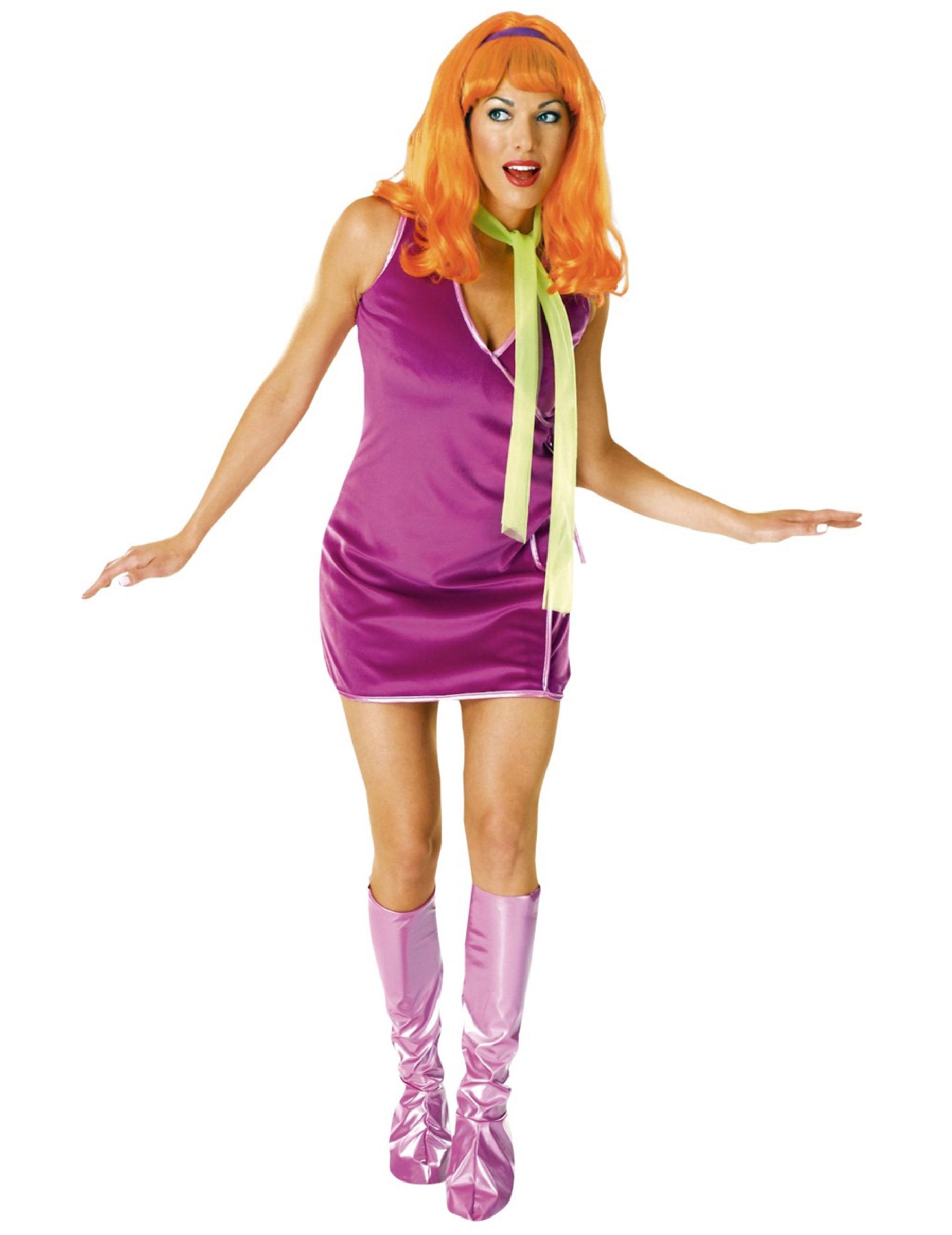 Disfraz de Daphne de Scooby-Doo™: Disfraces adultos,y disfraces ...