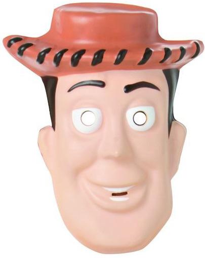 Máscara de Woody de Toy Story™  Máscaras 21ff087804d