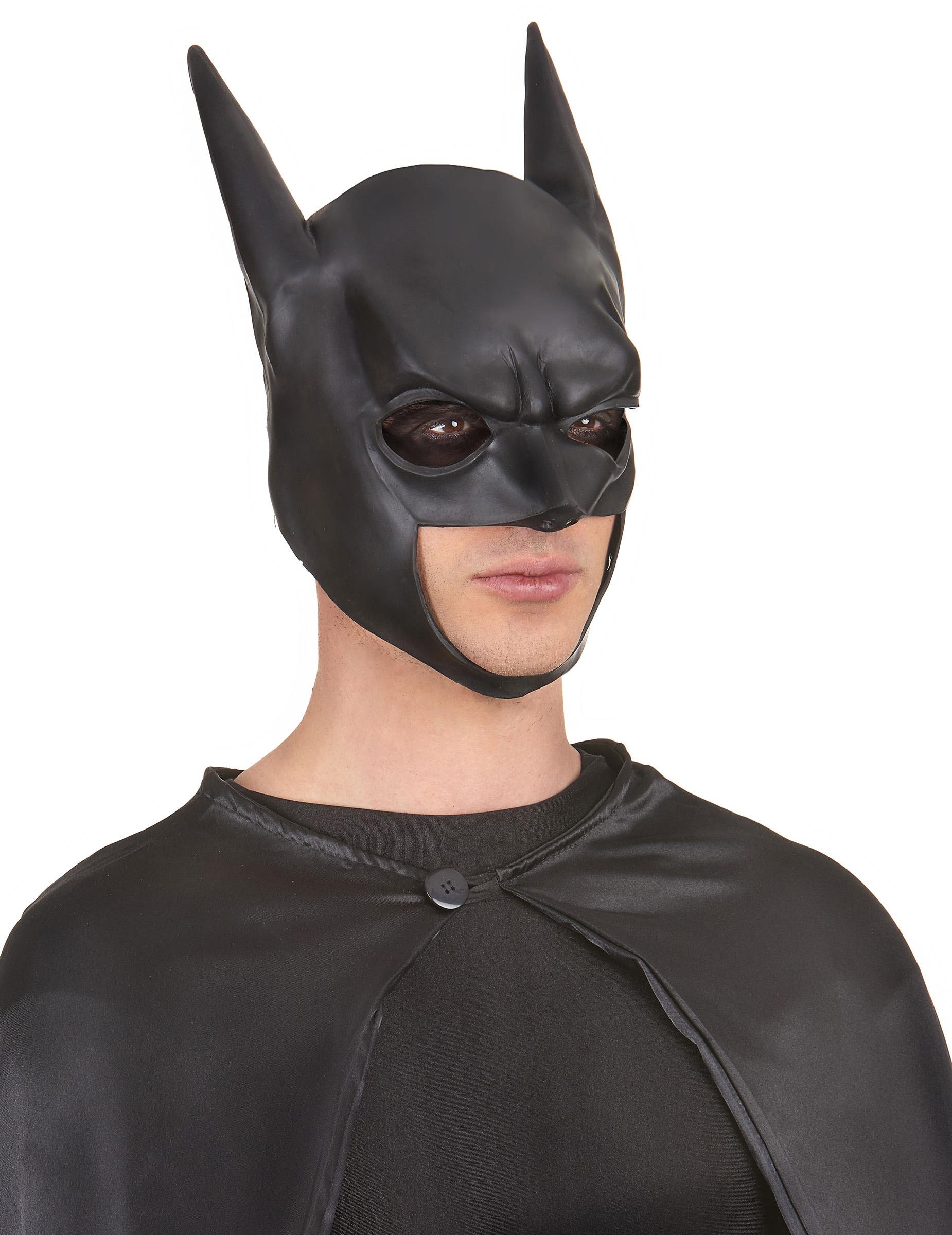 m scara de batman para adulto m scaras y disfraces originales baratos vegaoo. Black Bedroom Furniture Sets. Home Design Ideas