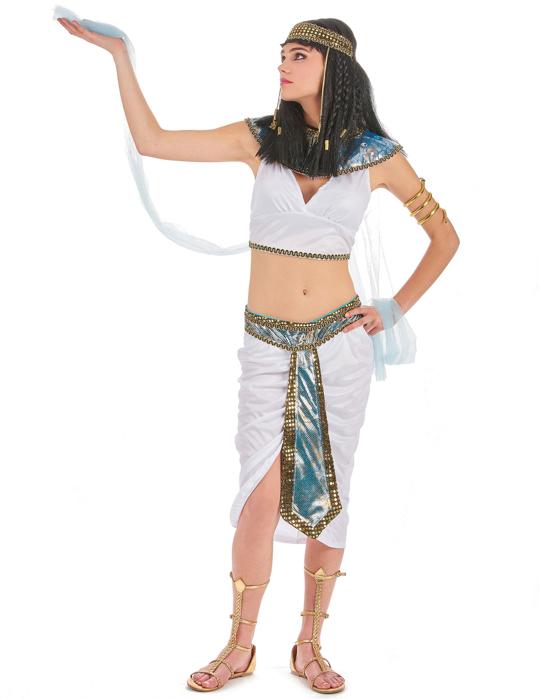 Egipcia Para Disfraz De Mujer Reina 34ALcRq5j