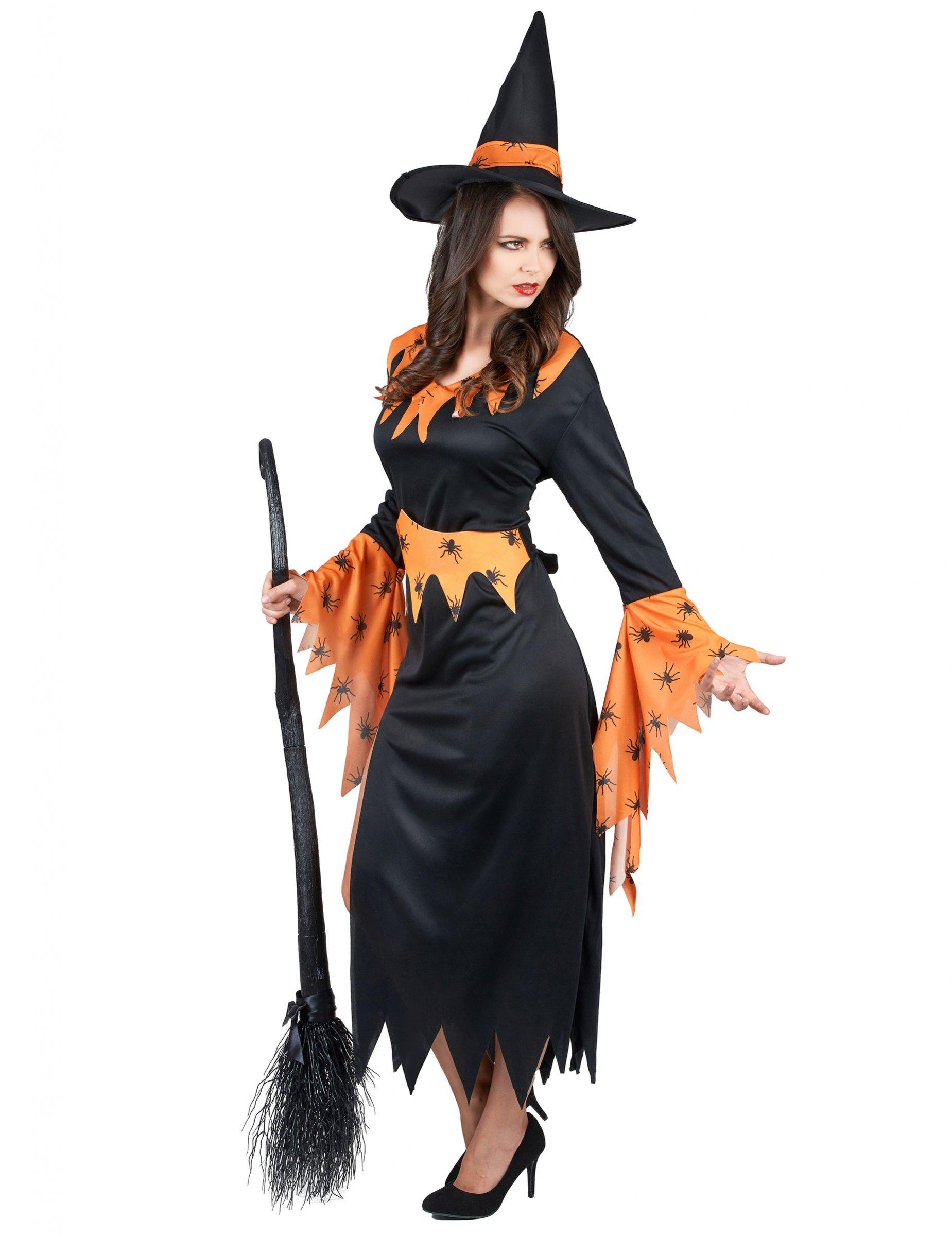 Disfraz Bruja Negro Disfraces para Halloween