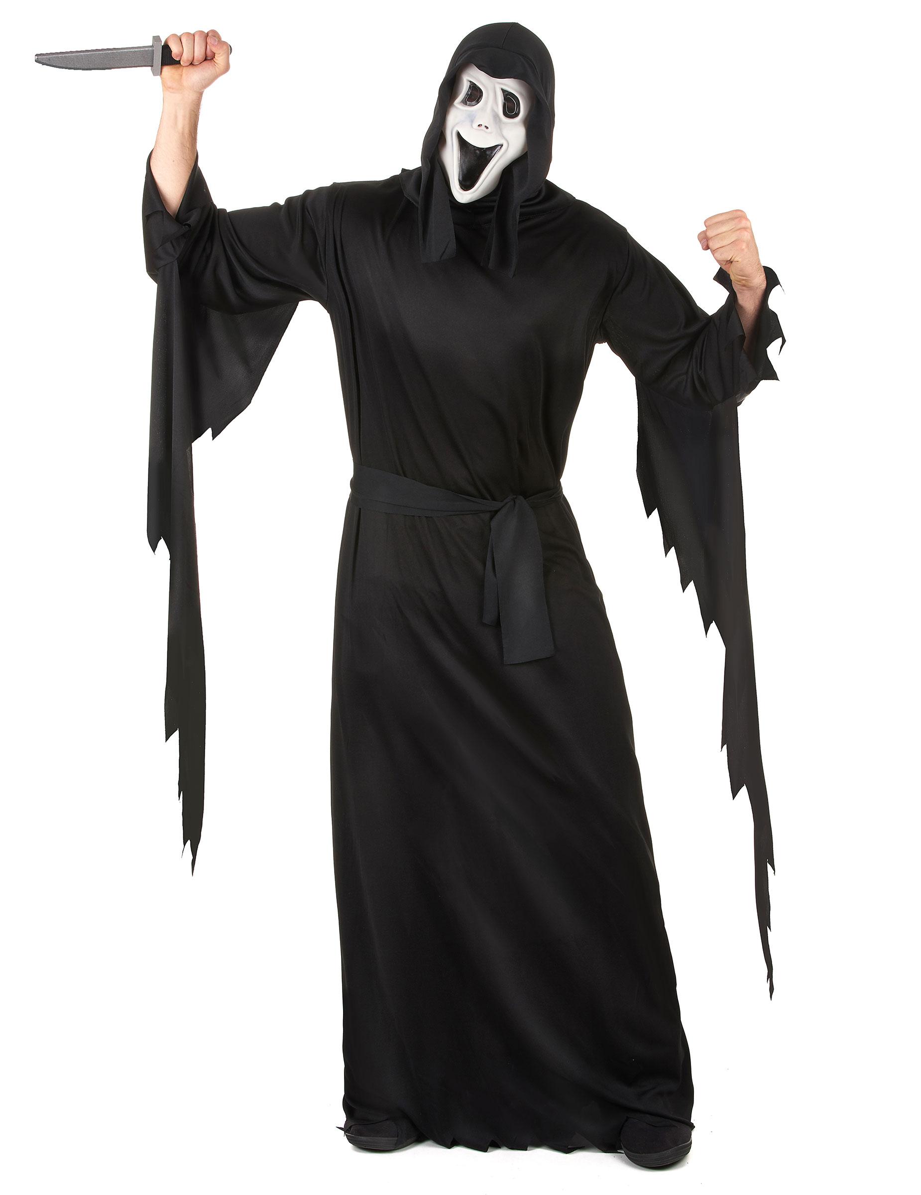 Disfraz De Asesino Para Hombre Ideal Para Halloween Disfraces - Disfraz-de-halloween-para-hombre