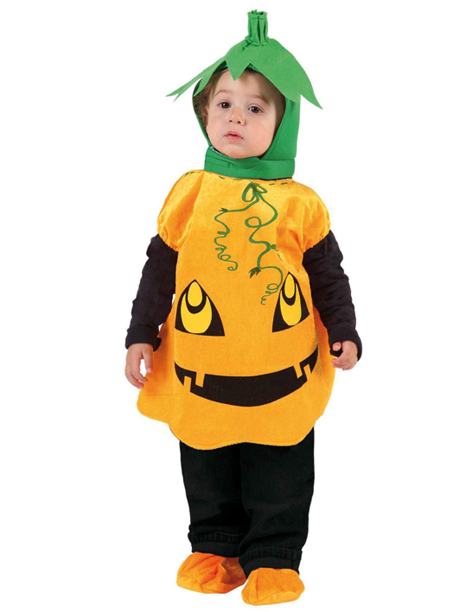 Disfraz infantil de calabaza disfraces ni os y disfraces - Trajes de calabaza ...