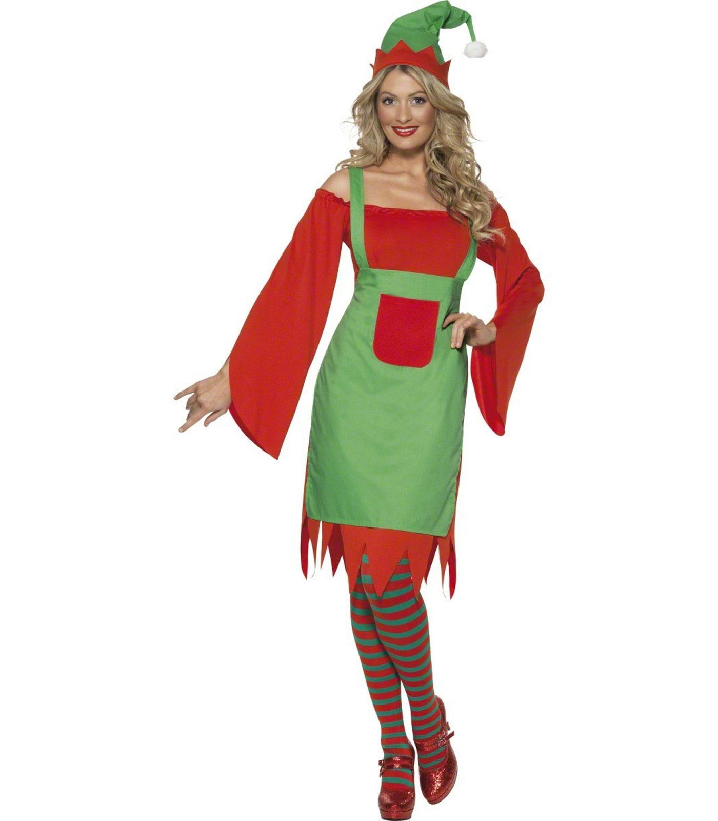 disfraz de duende para mujer