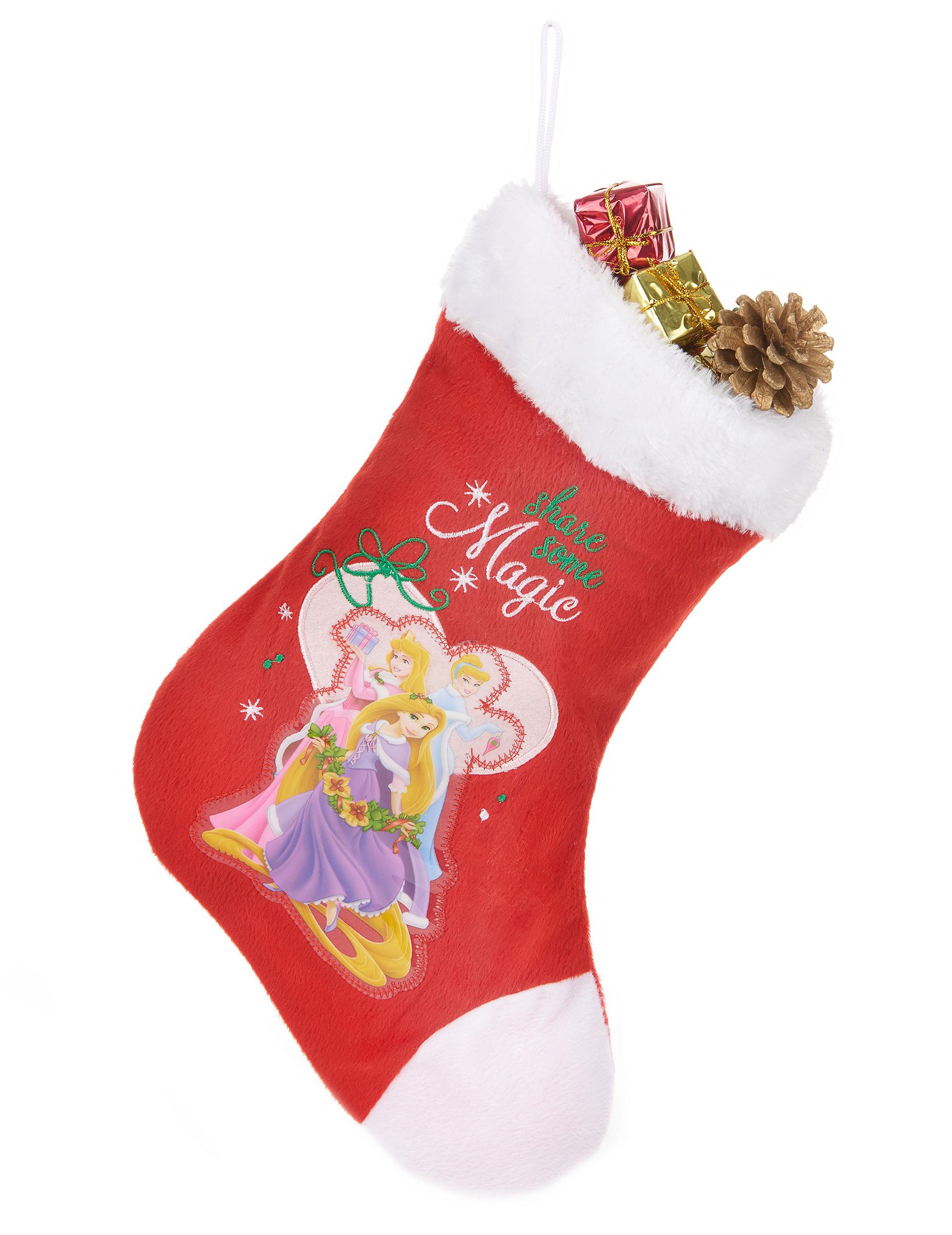 Calcet n de navidad de disney - Calcetin de navidad ...