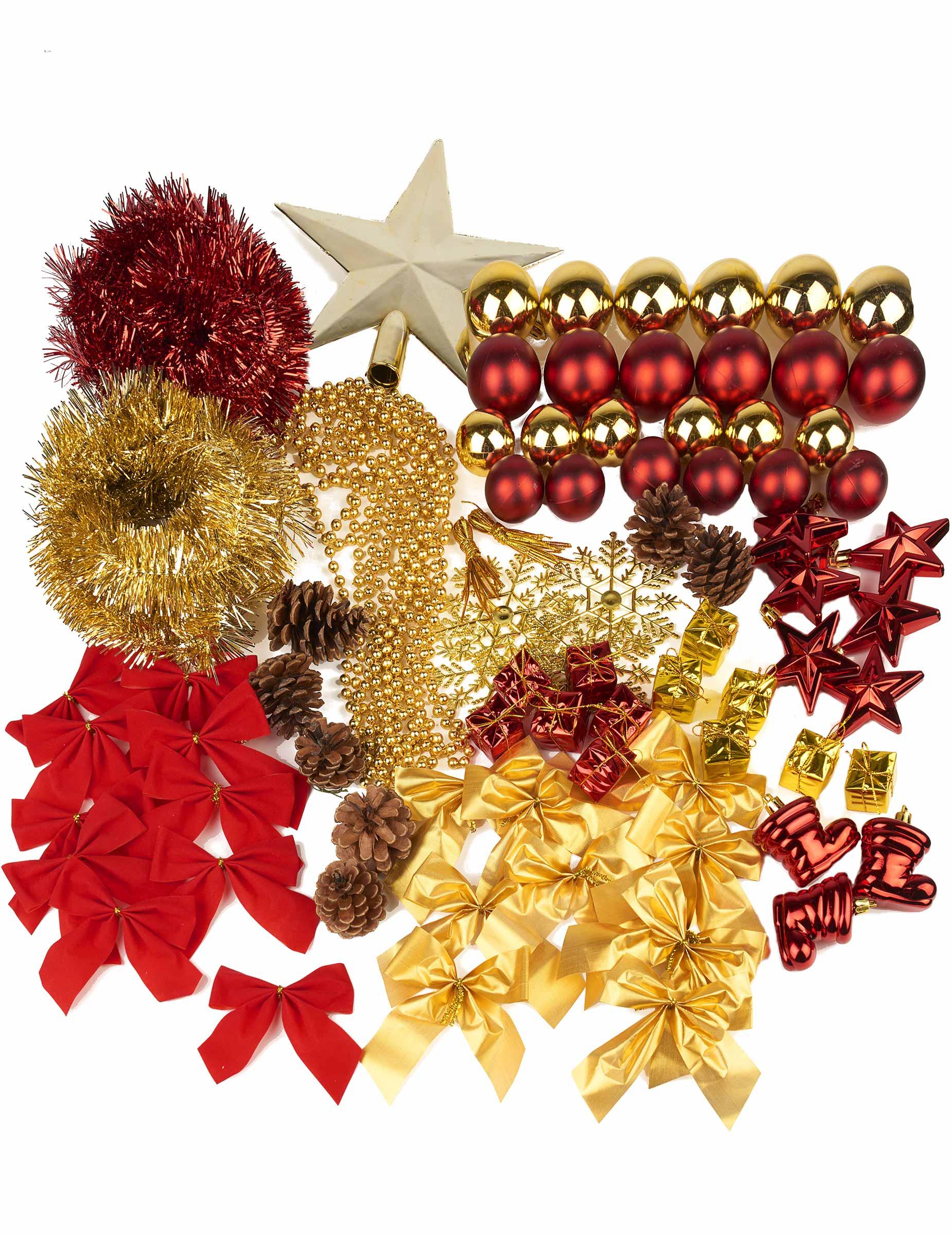 kit de art culos decorativos para navidad