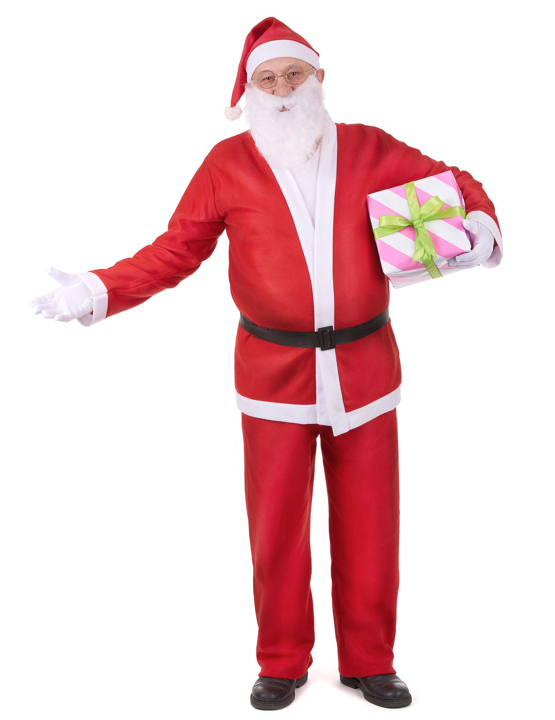 Disfraz de pap noel para adulto disfraces adultos y - Disfraz papa noel nino ...