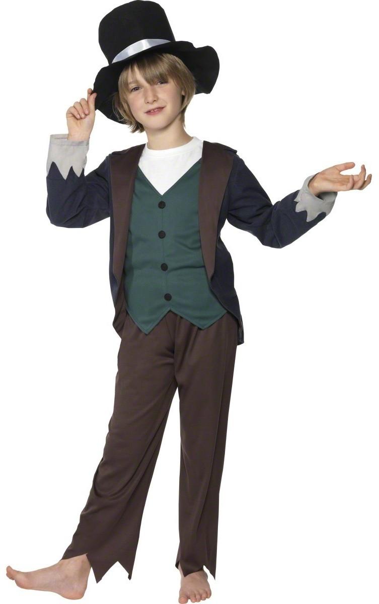 Disfraz de poca victoriana para ni o disfraces ni os y for Disfraces de epoca