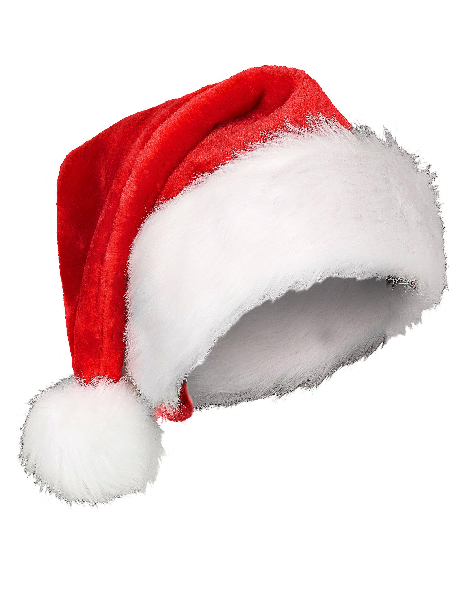 93f5a73b934fe Gorro Papá Noel Navidad  Sombreros