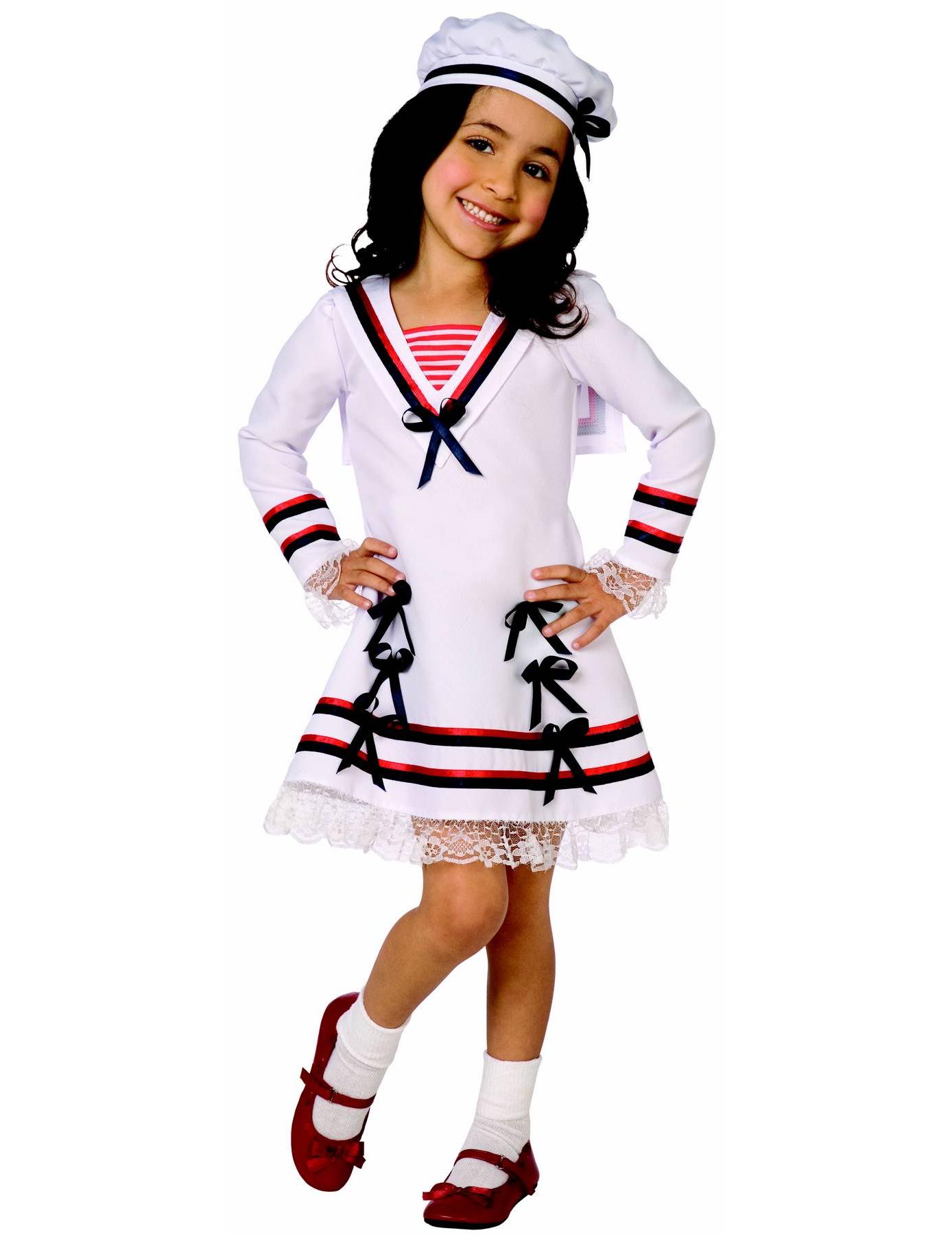 Disfraz de marinero para ni a - Disfraz de marinero casero ...