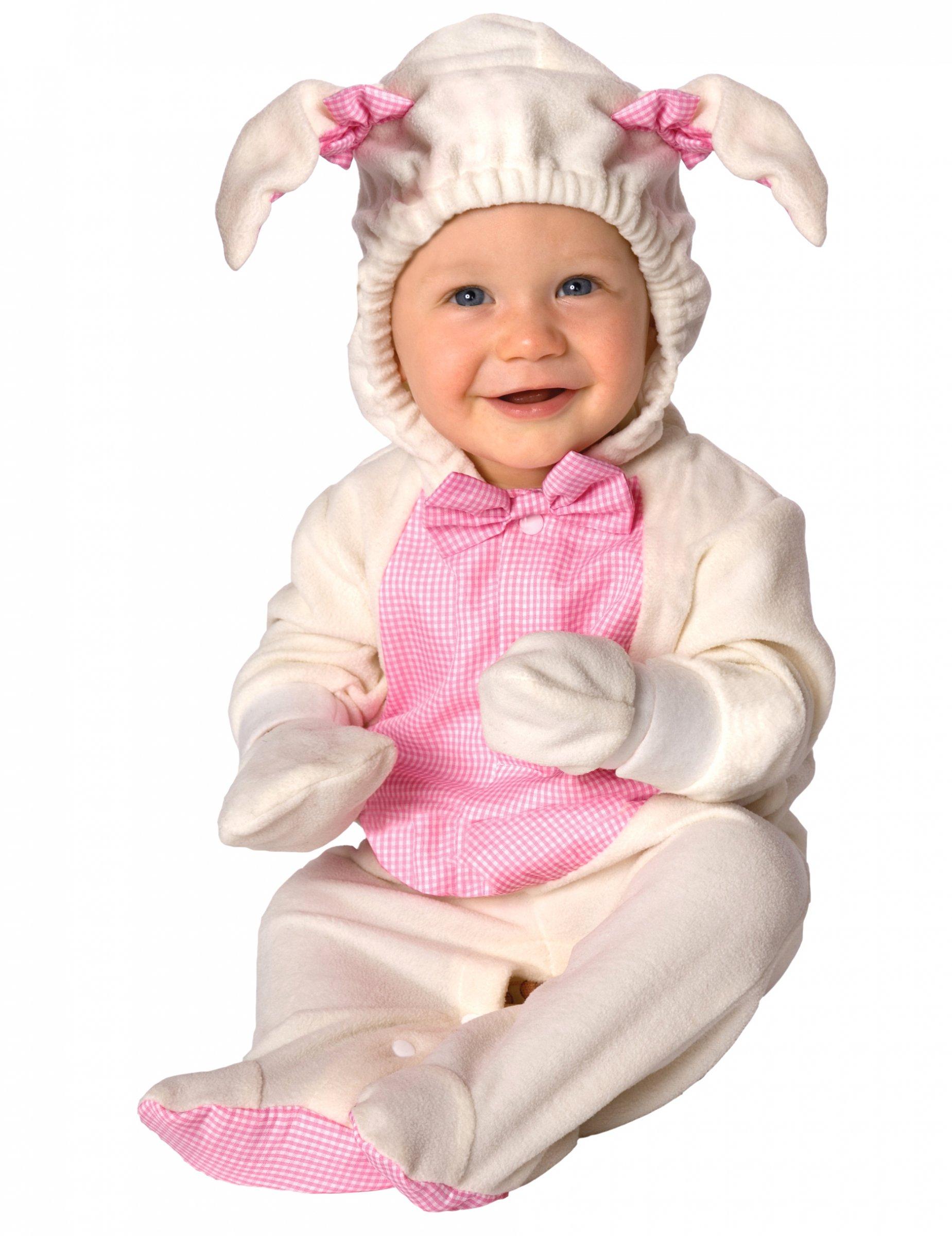 disfraz de oveja para beb