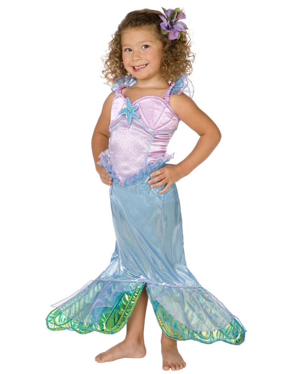Disfraz de sirena para ni a disfraces ni os y disfraces - Disfraz de angel nino ...