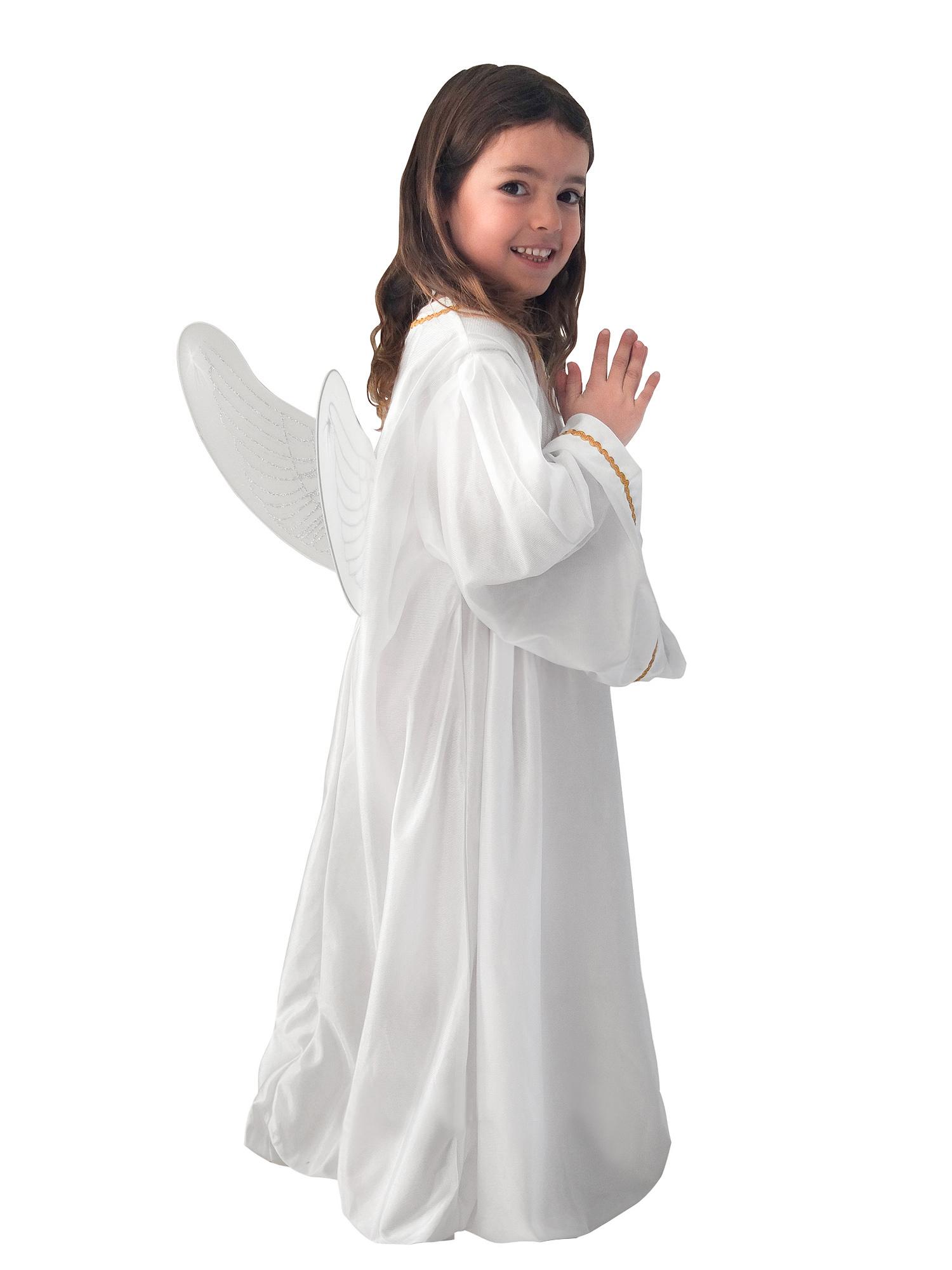 Disfraz de ngel para ni o for Disfraces de angeles