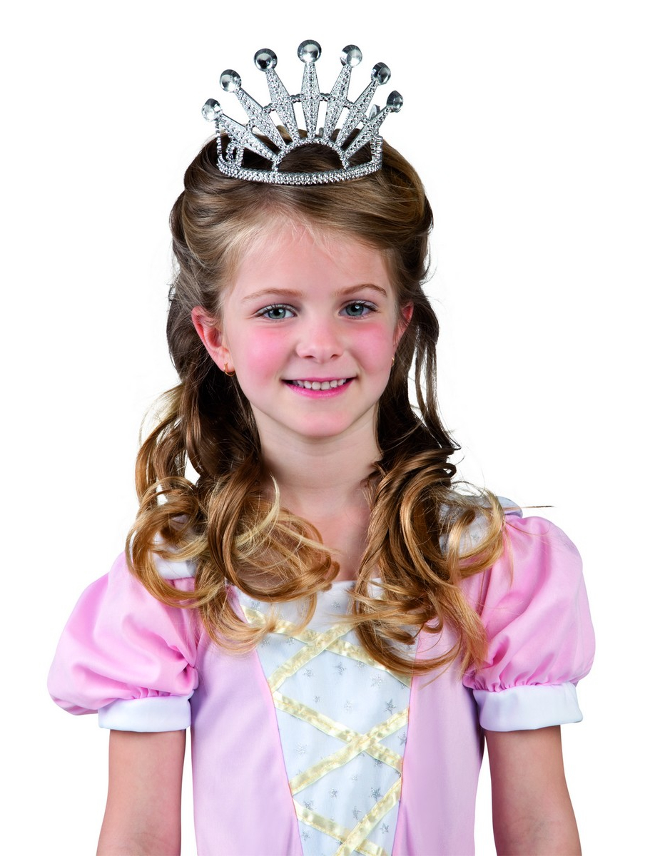 Diadema de princesa ni a accesorios y disfraces originales baratos vegaoo Diademas de nina originales