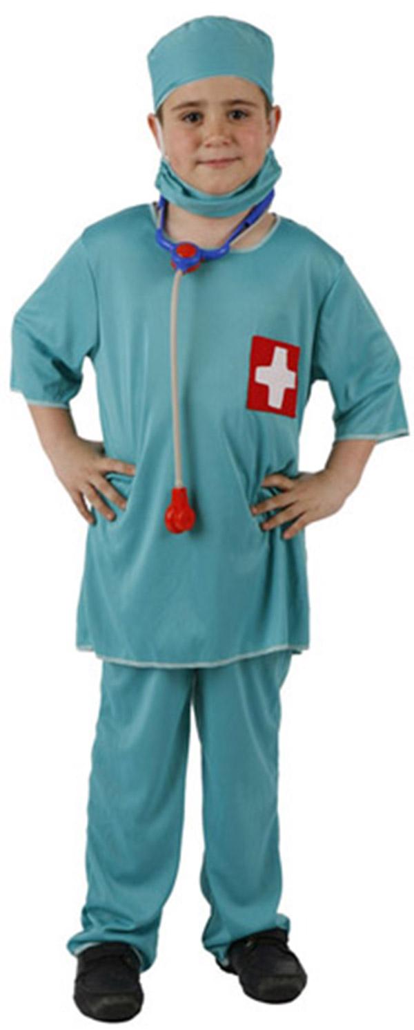 Disfraz de cirujano ni o disfraces ni os y disfraces - Disfraz de angel para nino ...