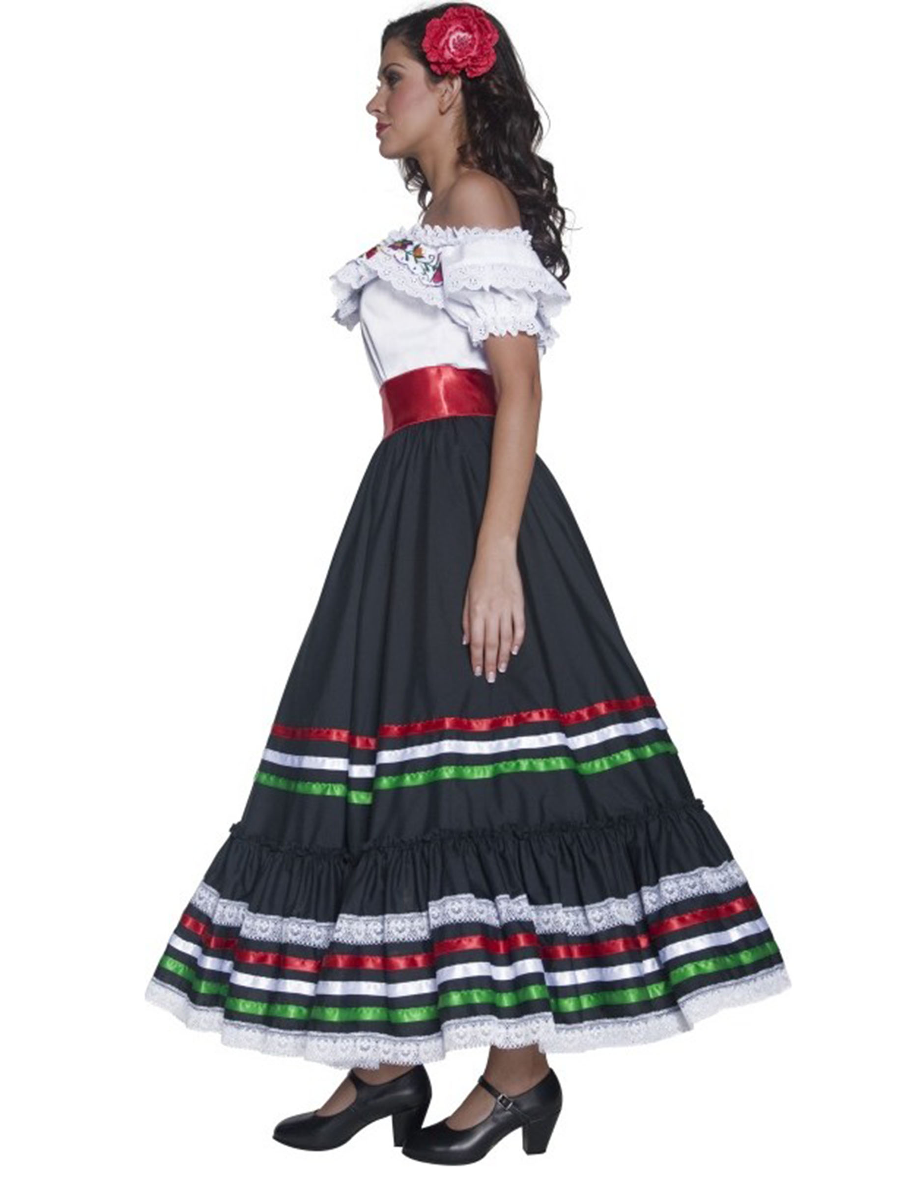 57d1e49c19 Disfraz de mejicana mujer  Disfraces adultos